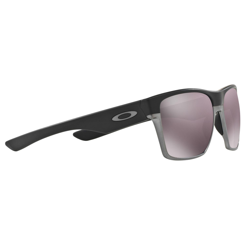442ad80a79 Oakley Oo9350 Two Face Xl Prizm Polarised Square Sunglasses in Gray ...