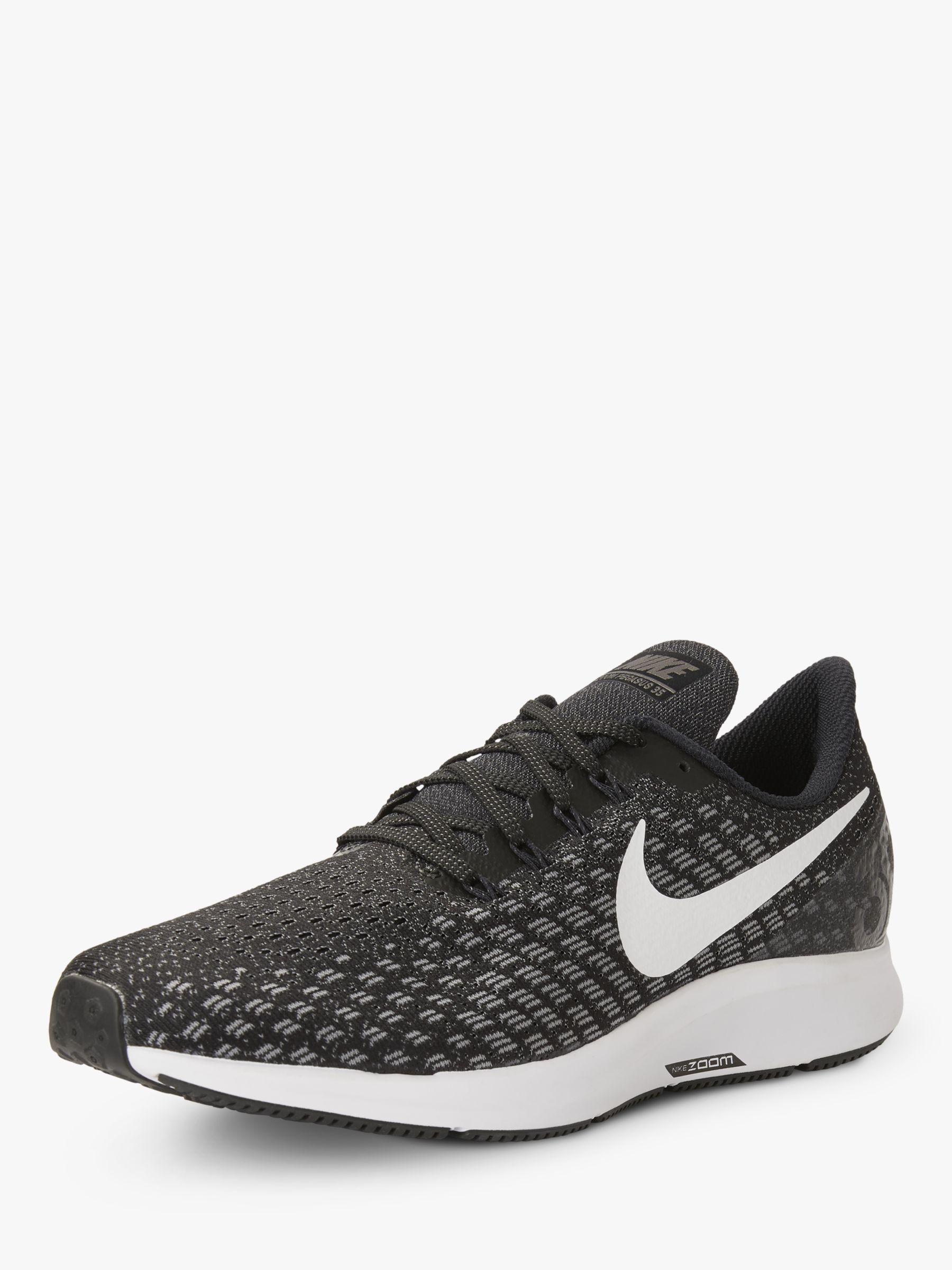 Nike Rubber Air Zoom Pegasus 35 Men's Running Shoes in Black for Men