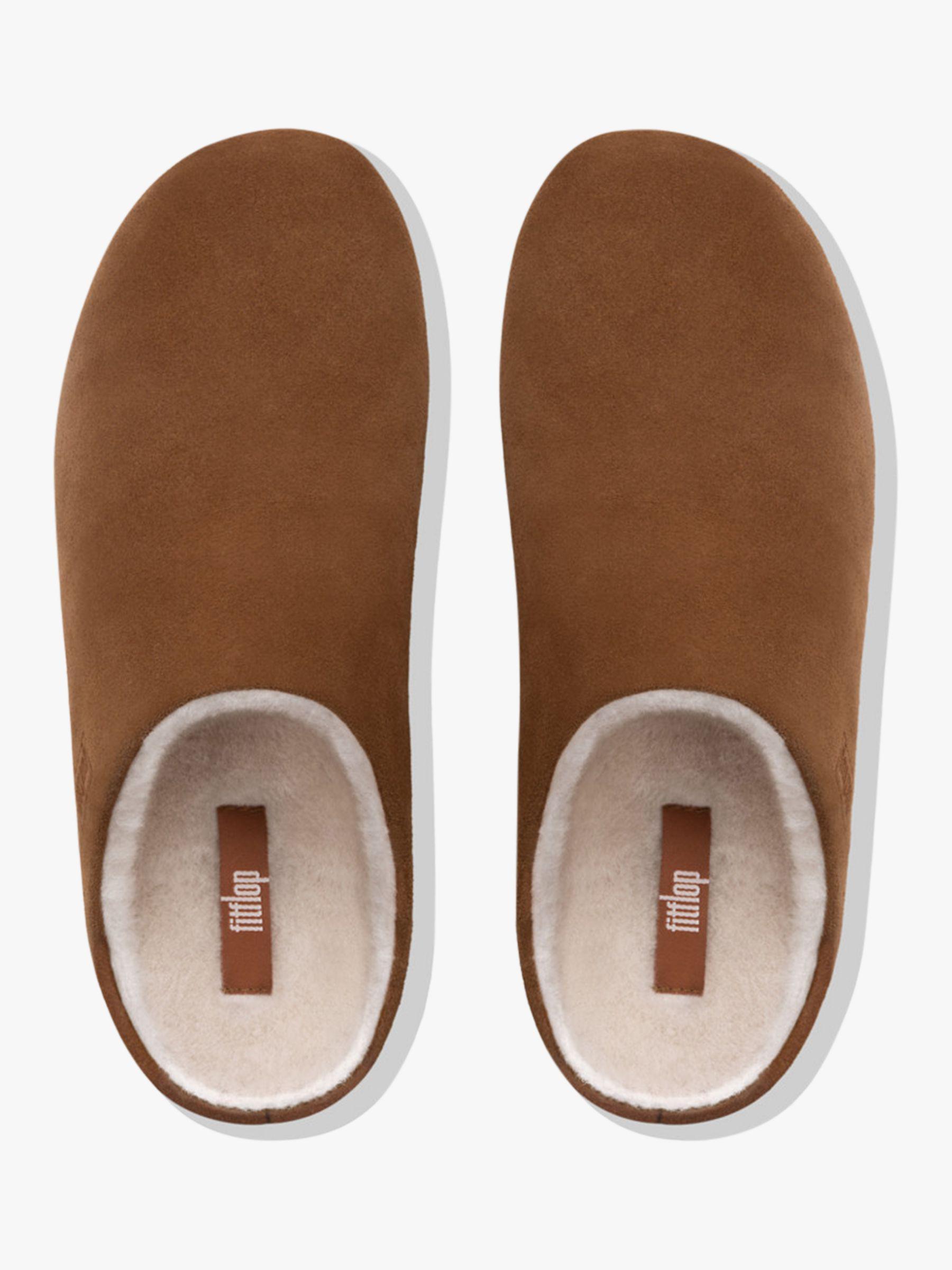 1ec1fb38d77c Fitflop Chrissie Mule Slippers in Brown - Lyst