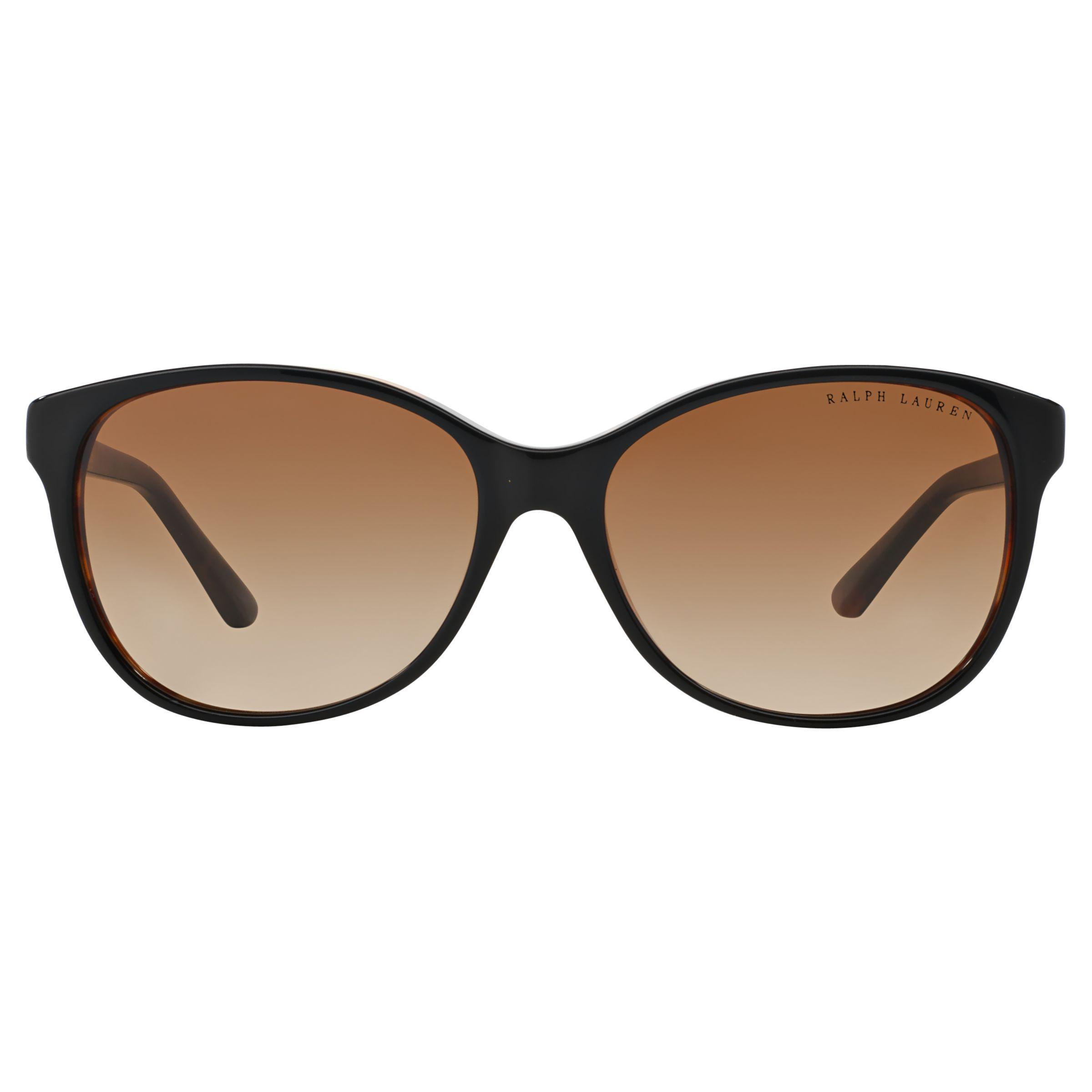45826b52cf Ralph Lauren - Brown Rl8116 Cat s Eye Sunglasses - Lyst. View fullscreen