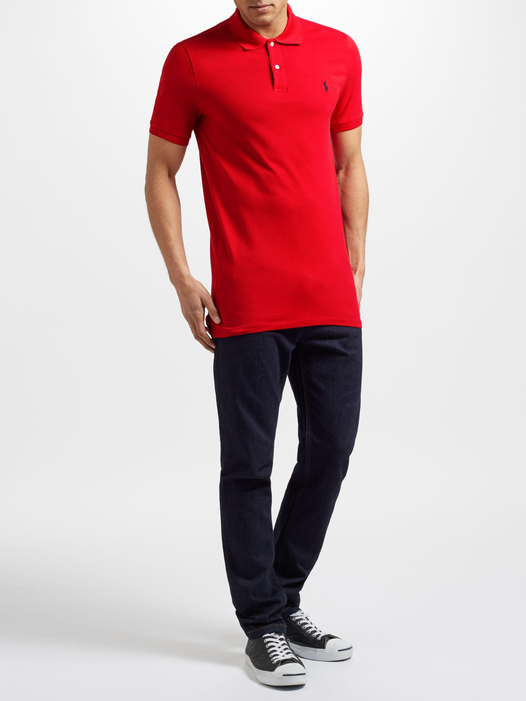 4d441d101 Ralph Lauren Polo Golf By Pro-fit Polo Shirt in Red for Men - Lyst