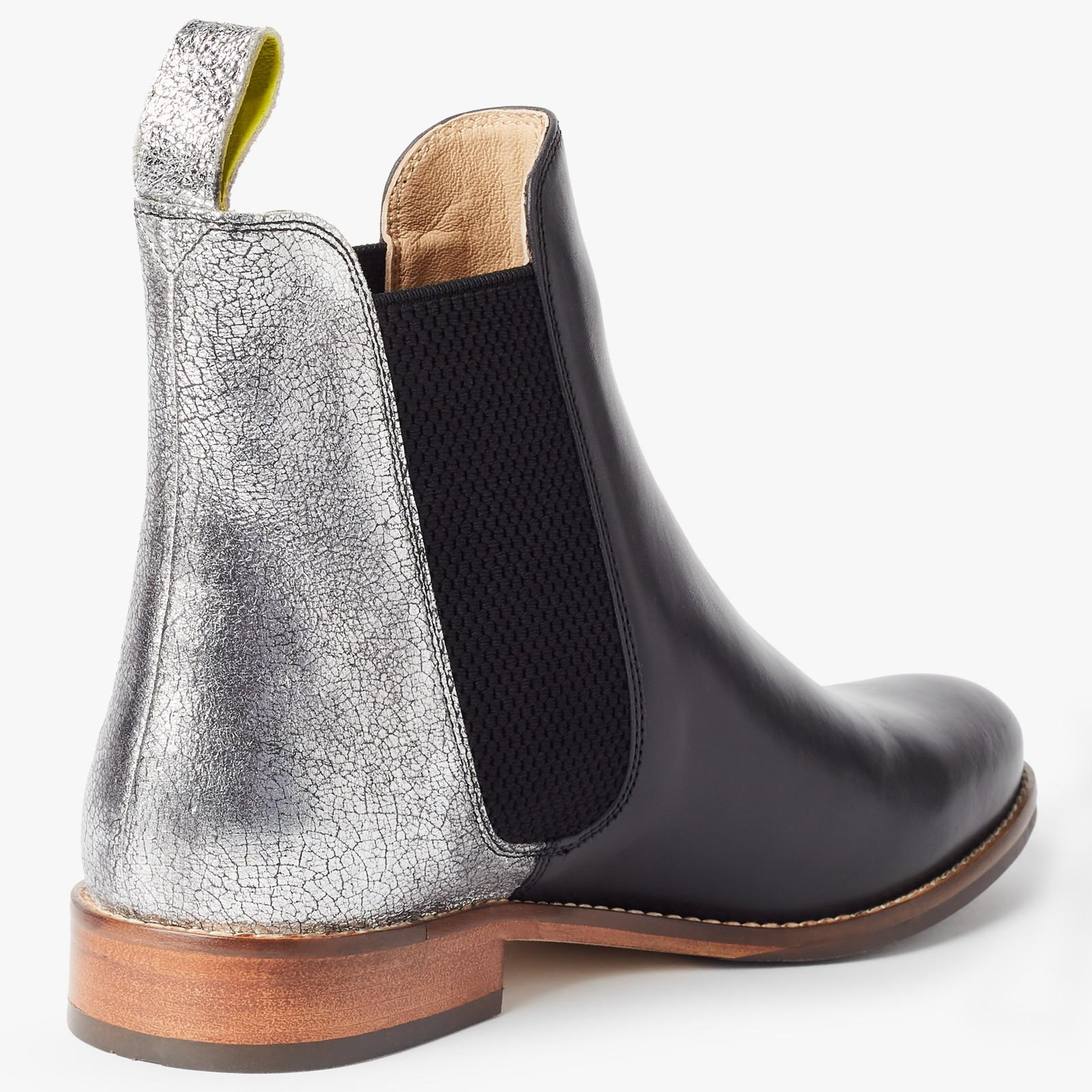 Joules Westbourne Leather Chelsea Boots