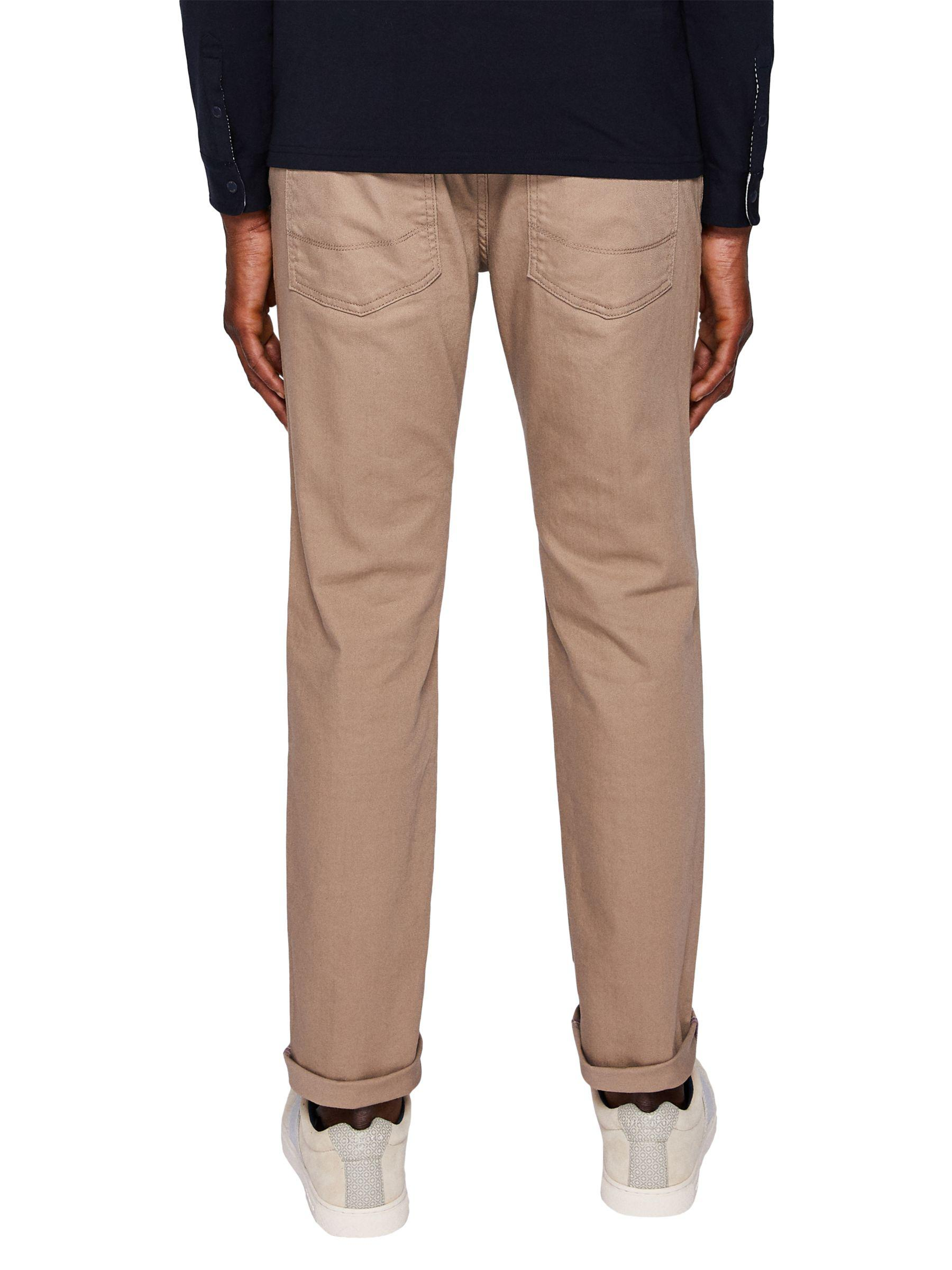 764e199cd4807 Ted Baker Colz Straight Fit Coloured Jeans for Men - Lyst
