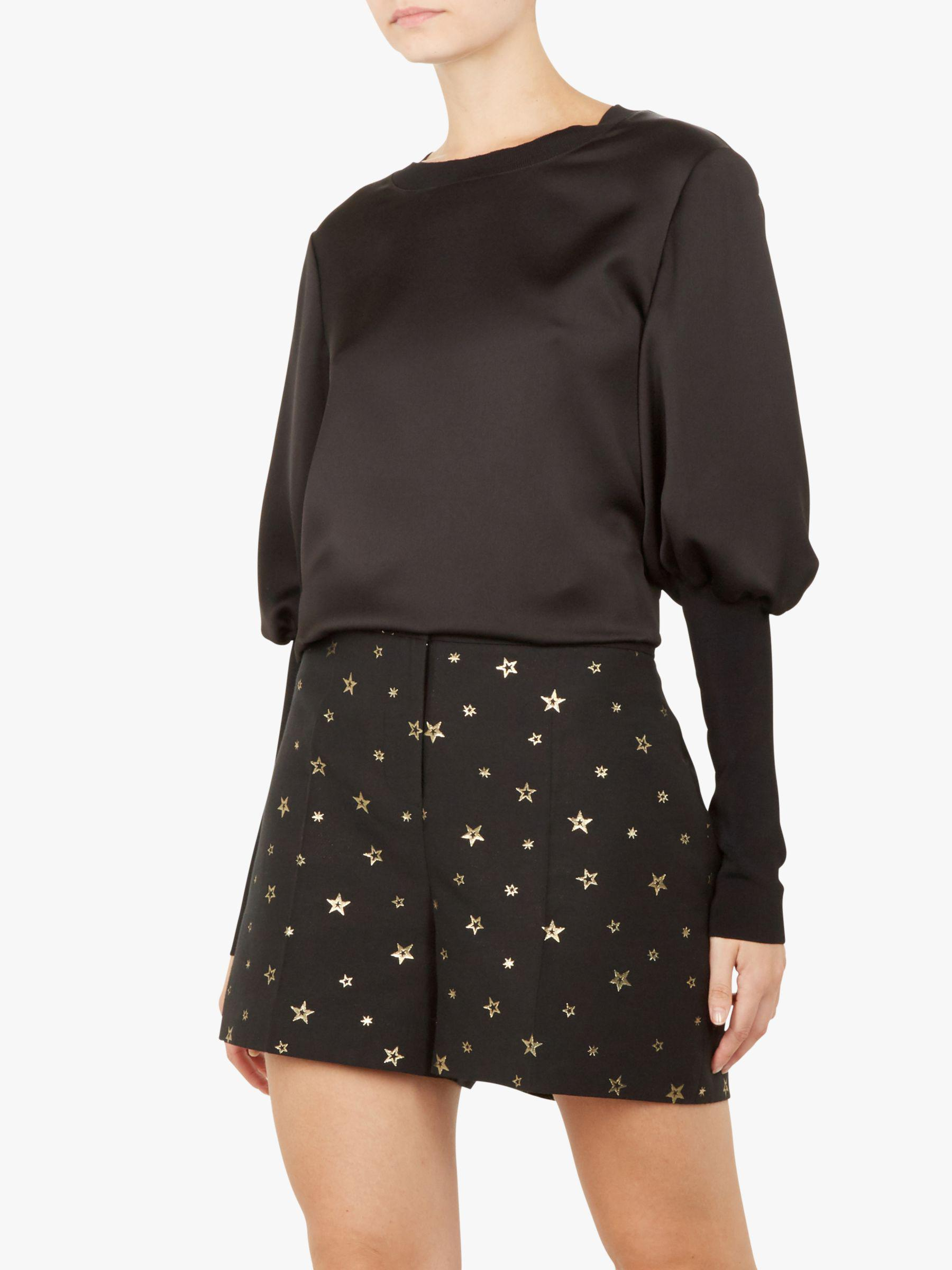 Star Ted Shorts Eeviiet In Baker Lyst Black axCqxBwp