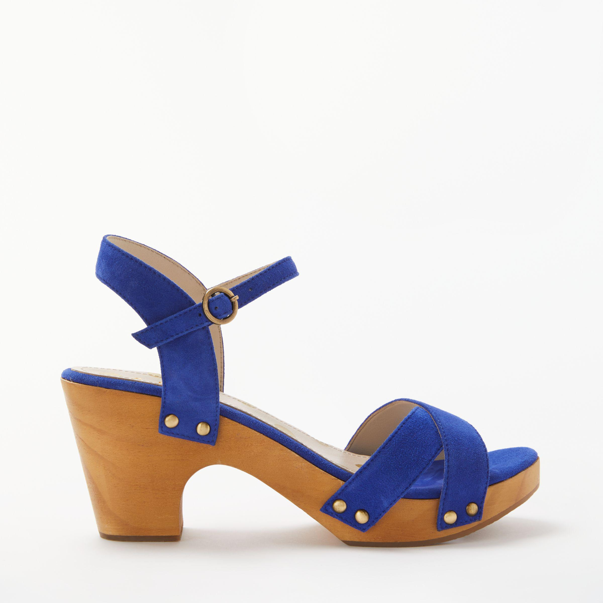 Olivia Clog-Sandalen Blue Damen Boden 40 LrzCUjZ
