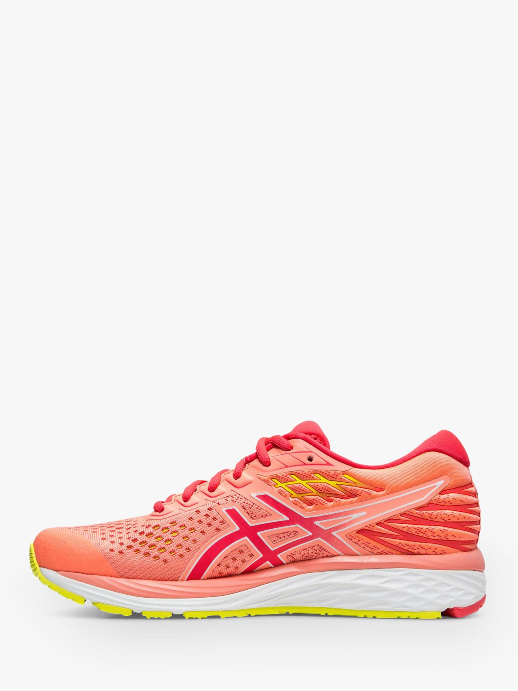 Asics Gel-cumulus 21 Women's Running Shoes in Pink - Lyst