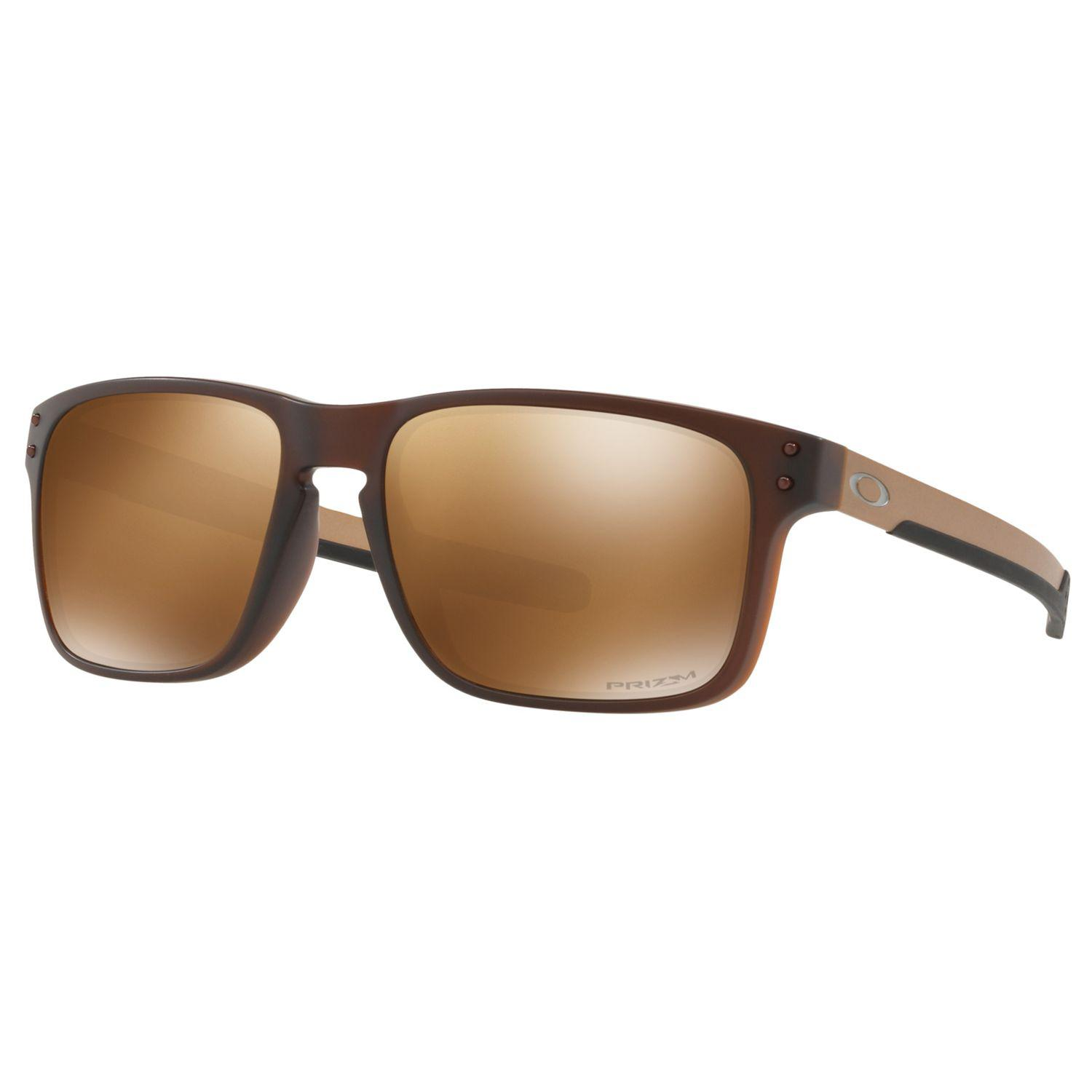 50cccbc972 Oakley Holbrook Mix Prizm Polarized Sunglasses in Brown for Men - Lyst