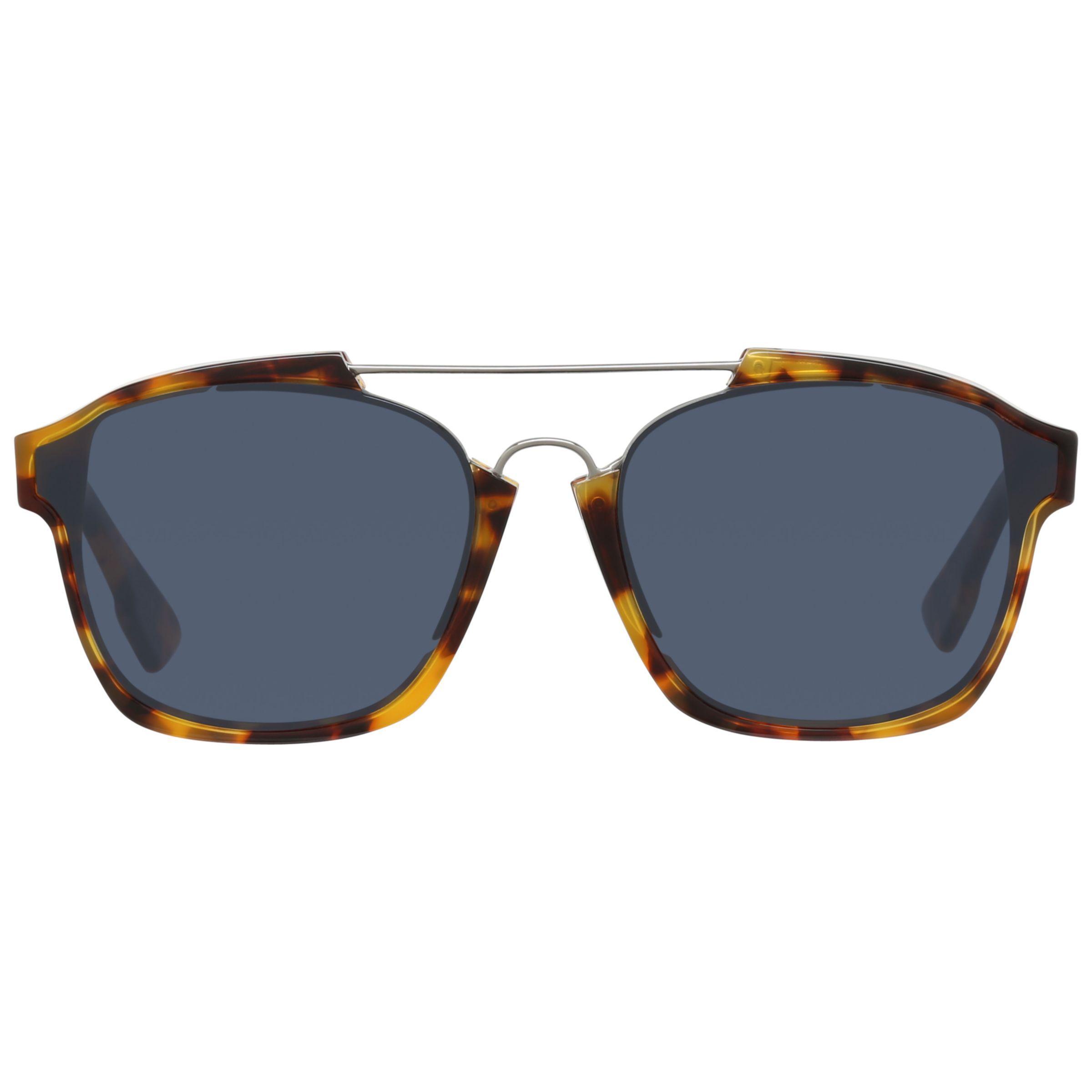 883da105ce Dior - Blue Women s Abstract Rectangular Sunglasses - Lyst. View fullscreen
