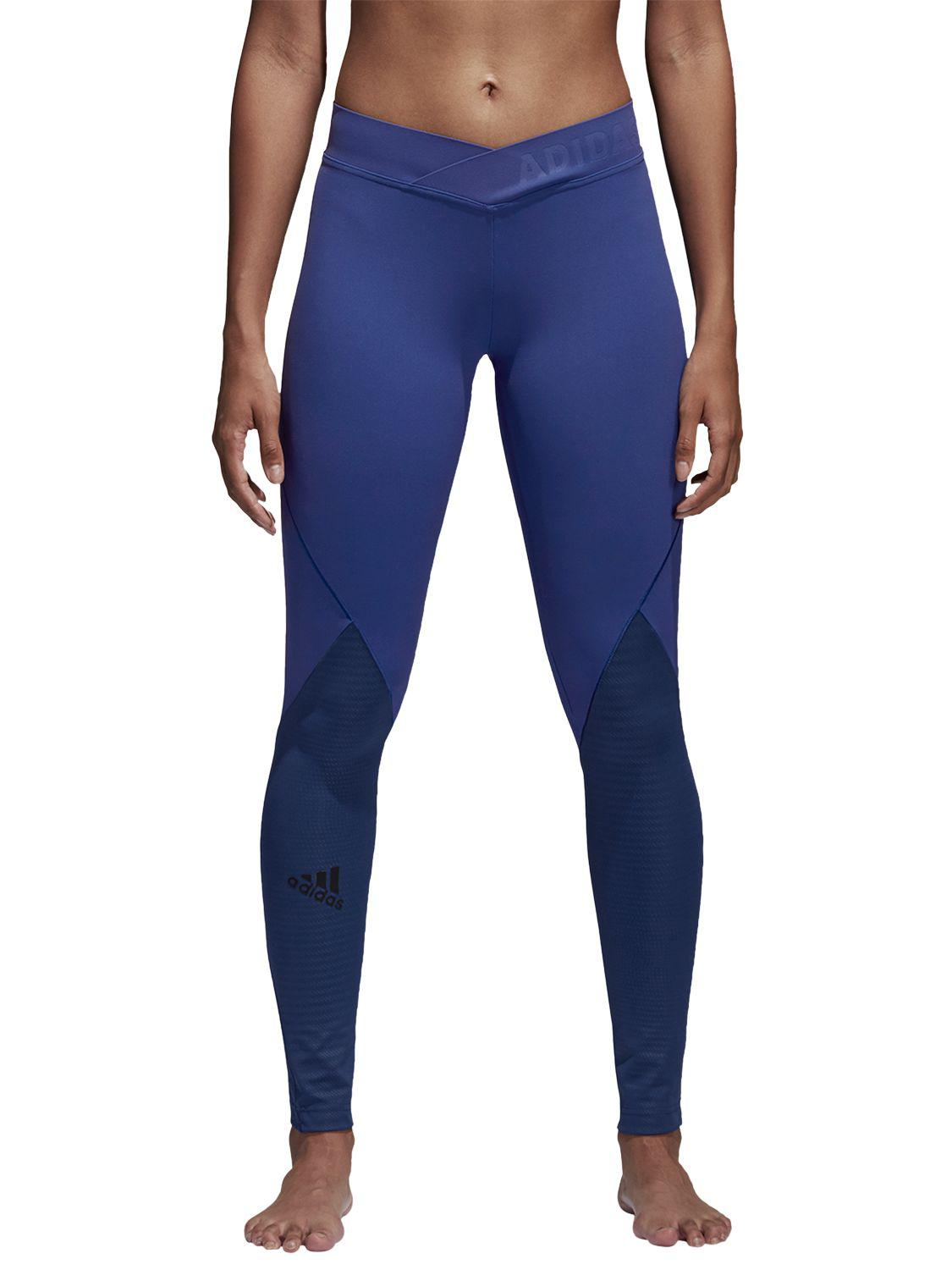 Medias 19998 Adidas Tech de entrenamiento Adidas Ask Tech en Blue Lyst 4560e41 - itorrent.site