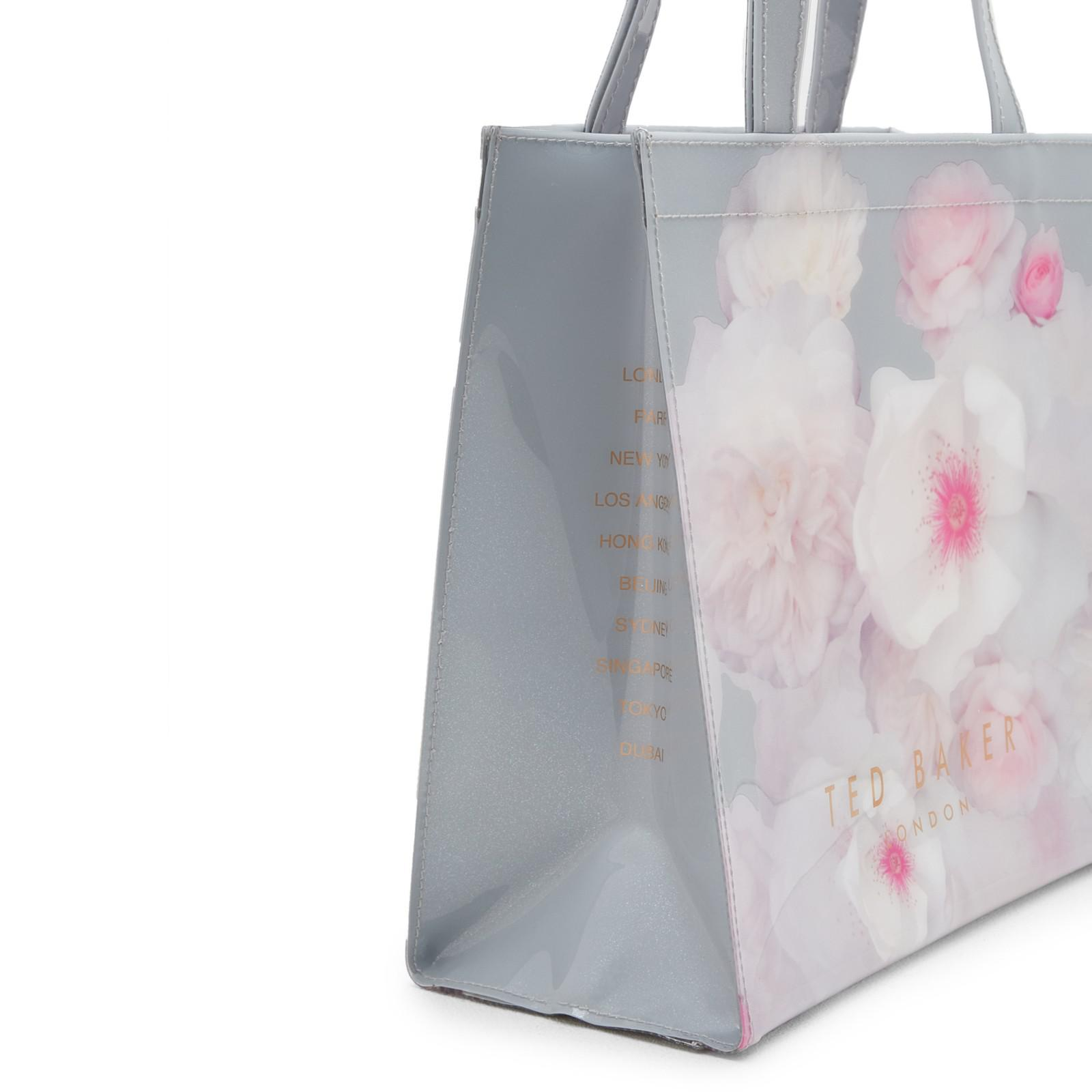 2d27874e6 Ted Baker Cerycon Chelsea Grey Shopper Bag in Gray - Lyst