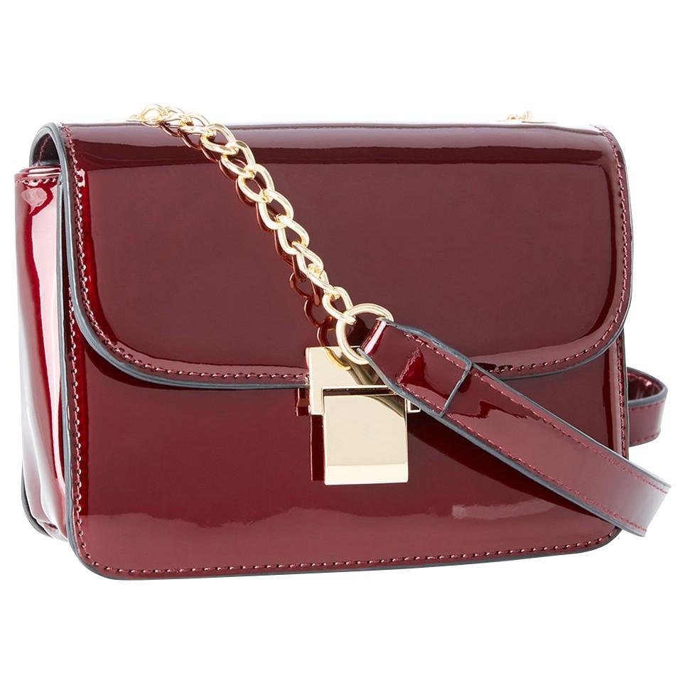 Oasis Synthetic Pammy Paris Cross Body Scarf