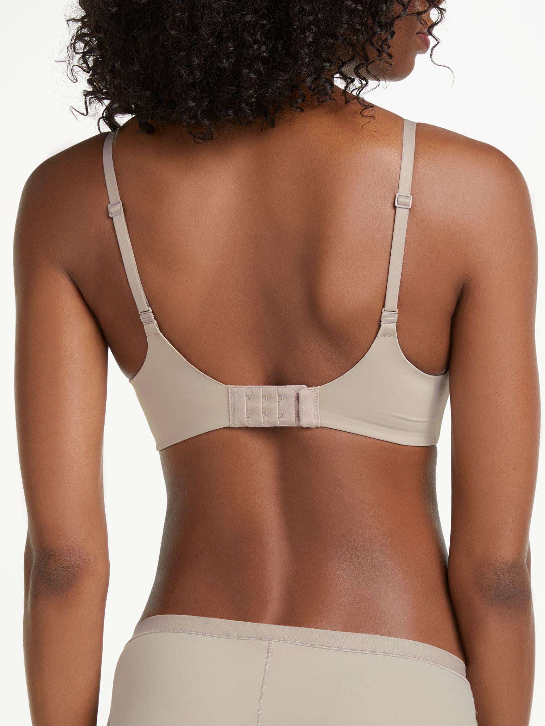 2cefd975bc658d Calvin Klein Underwear Form Bra in Brown - Lyst