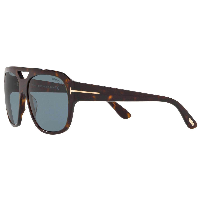 9141b9cb41df Tom Ford Ft0630 Unisex Bachardy-02 Square Sunglasses for Men - Lyst