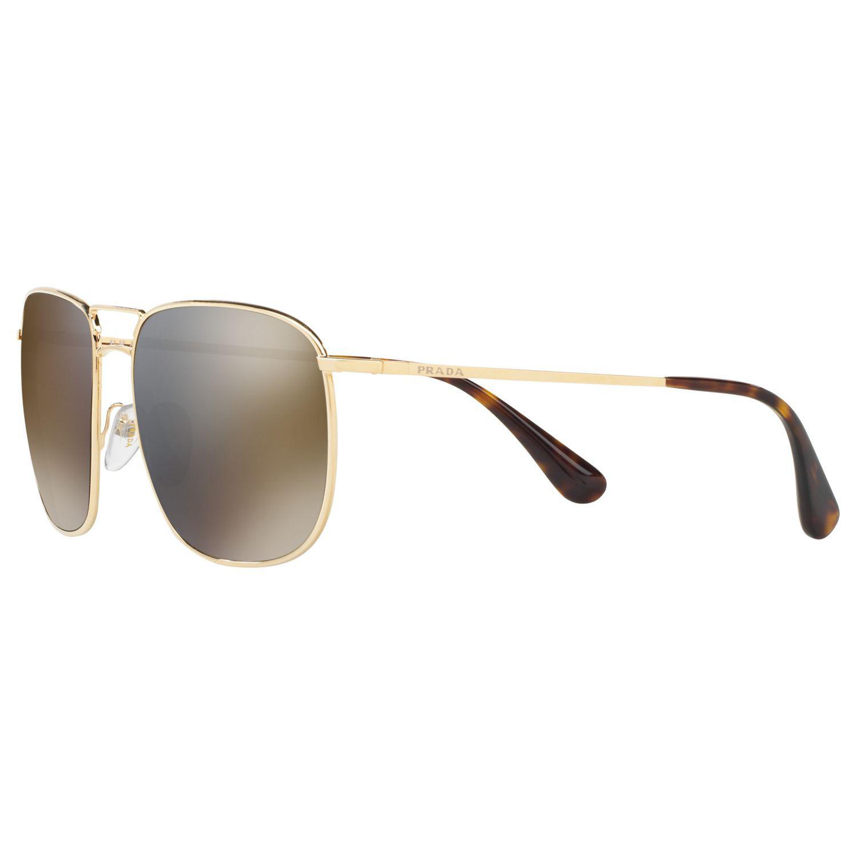 4a1c0461f754e Prada - Multicolor Pr 52ts Square Sunglasses for Men - Lyst. View fullscreen