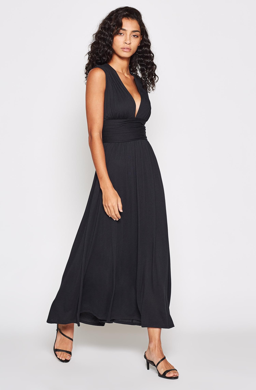 09cb4d7561 Joie Sollie Dress in Black - Lyst