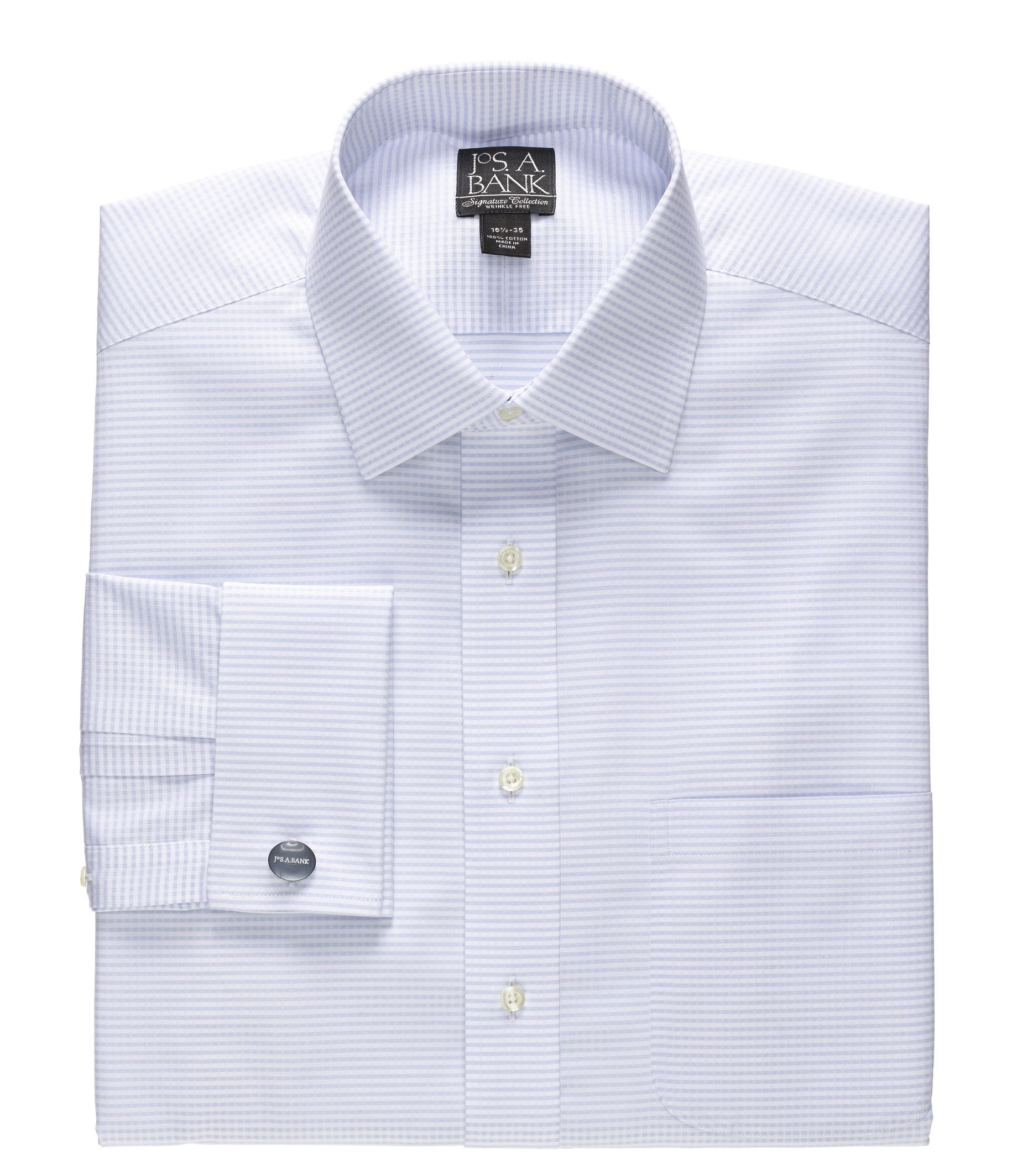 Lyst jos a bank signature traditional fit spread for Joseph banks dress shirts