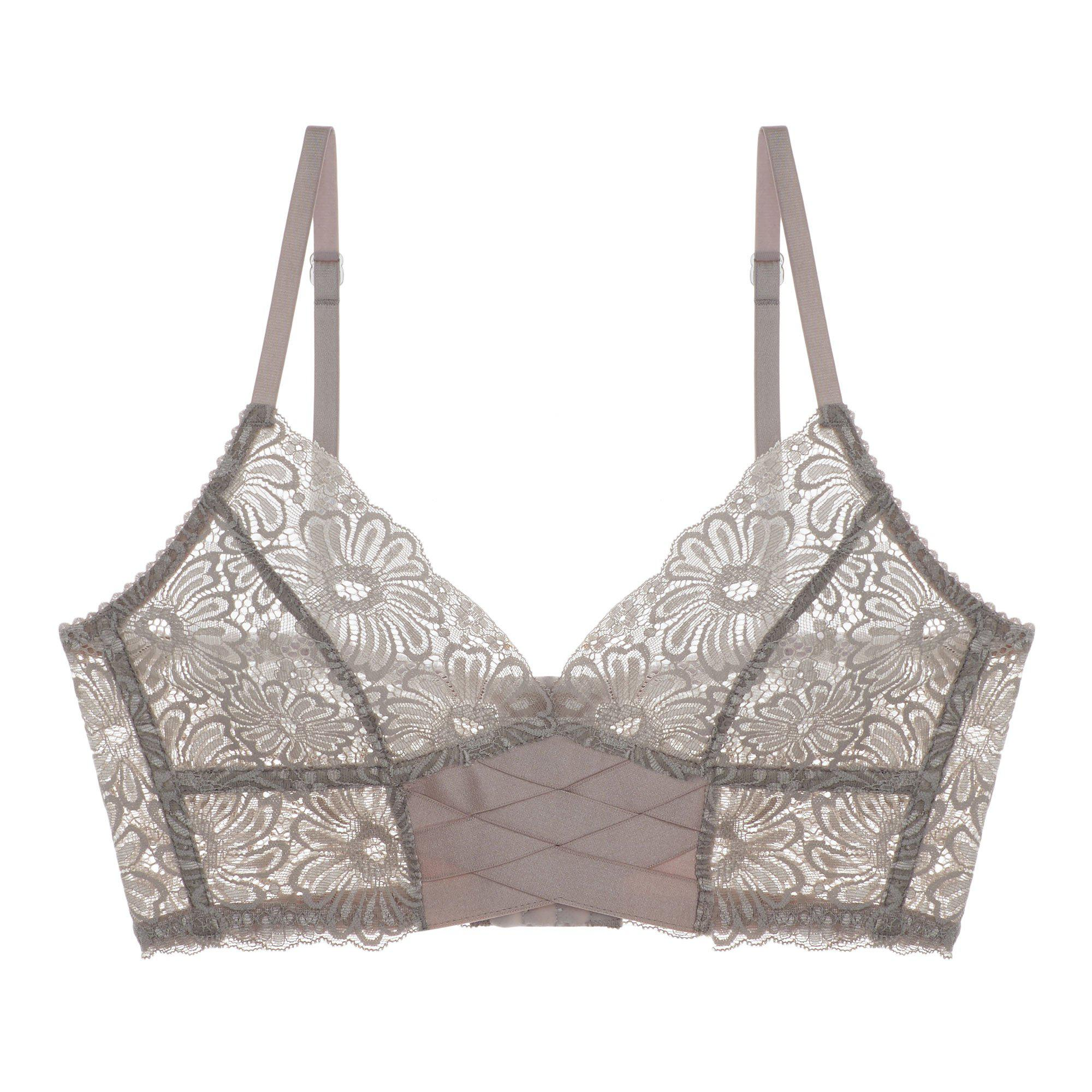 f0b781e1aeaa0 Lyst - Lonely Patsy Midline Bra