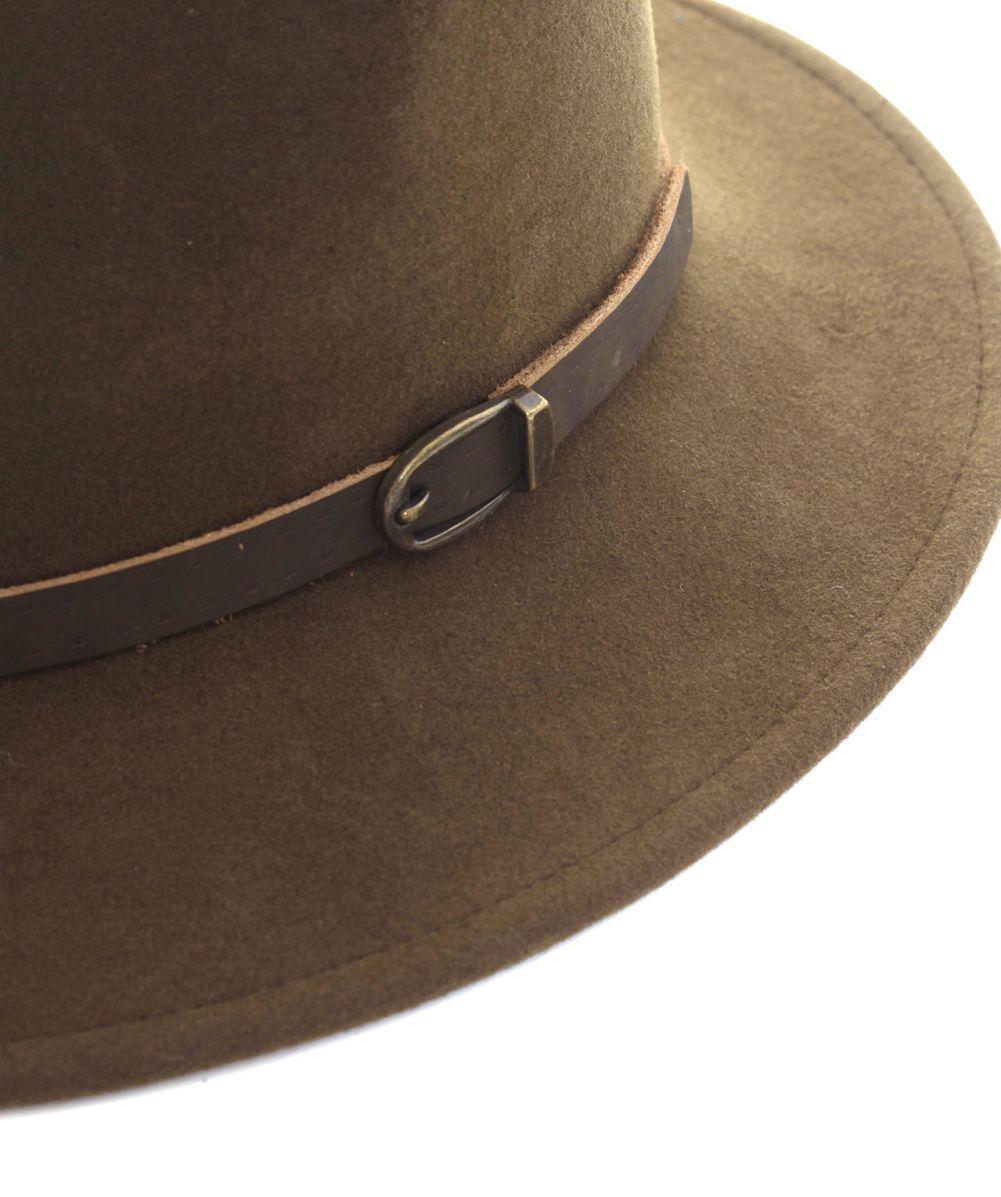 4d58aec555205 Olney Safari Flex Felt Hat in Brown for Men - Lyst