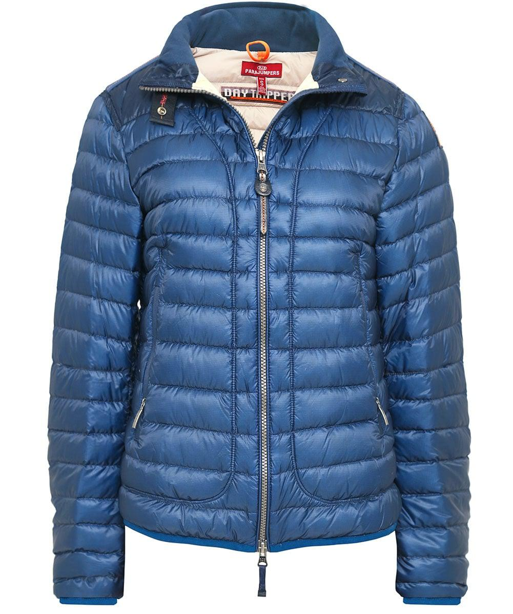 Parajumpers - Blue Sunny Day Tripper Puffer Jacket - Lyst. View Fullscreen