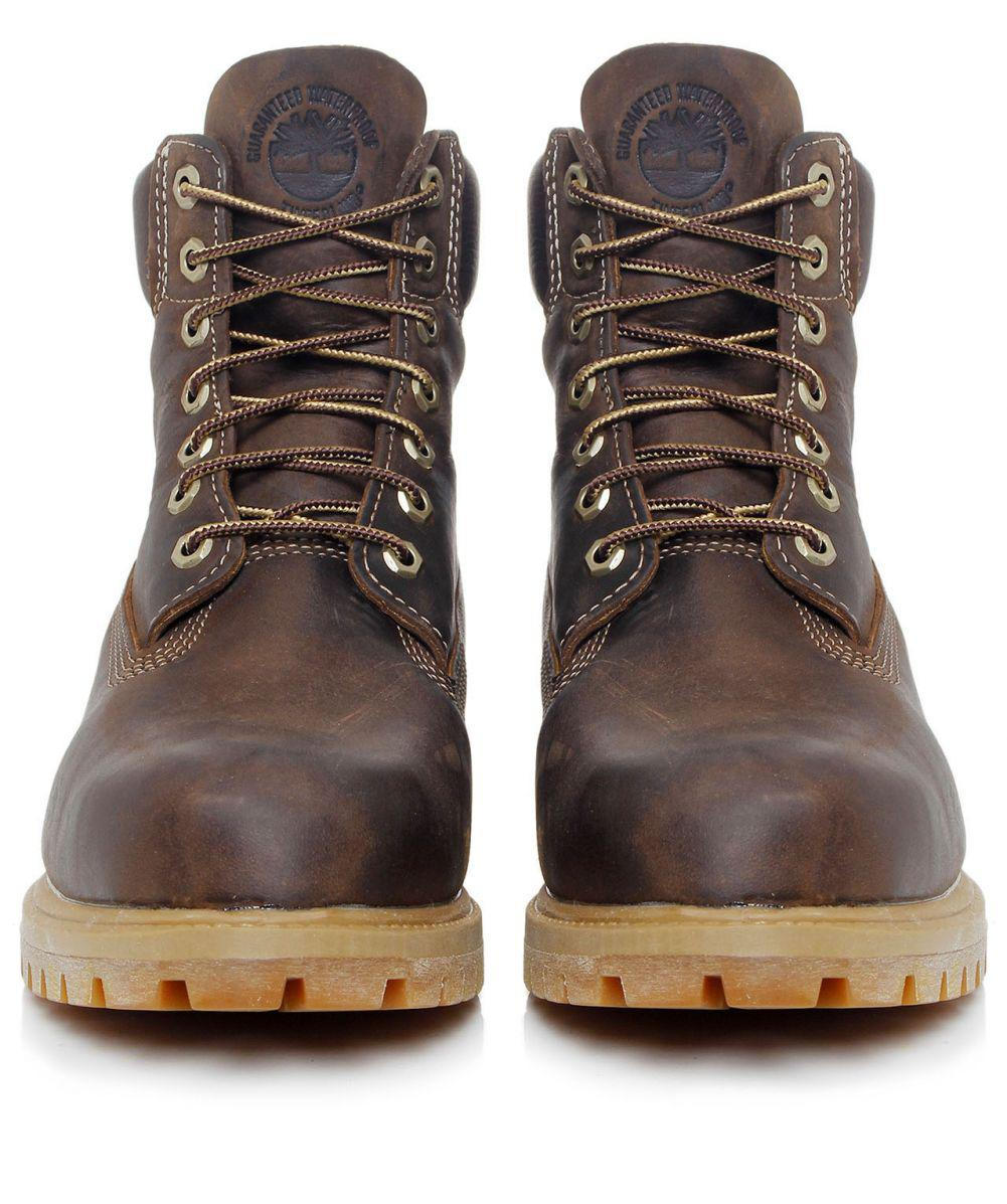 Timberland Leather Heritage 6 inch Premium Waterproof Boots