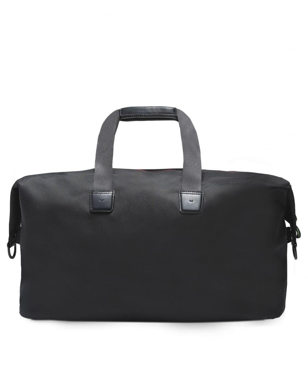 ef181cbc6cc Lyst - Boss Pixel D holdall in Black for Men
