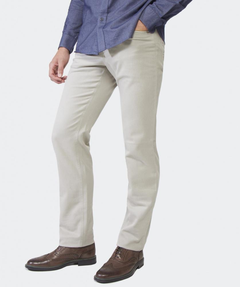 Cerruti 1881 Regular Fit Jeans in Beige (Natural) for Men