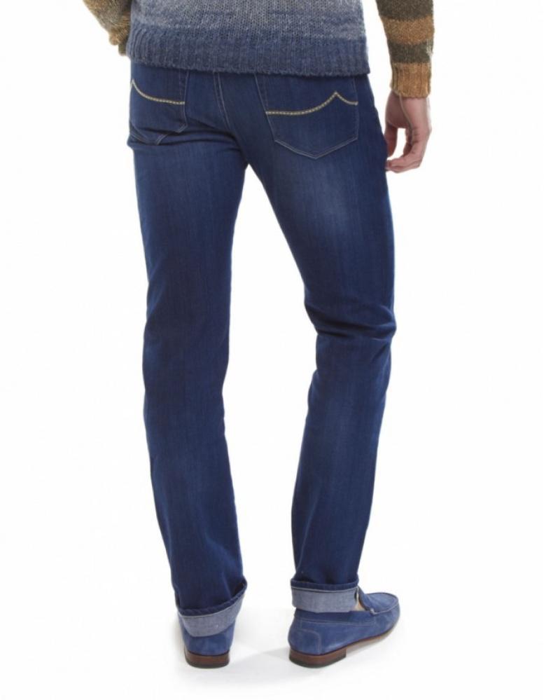 Jacob Cohen St Tropez Comfort Jeans in Navy (Blue) for Men