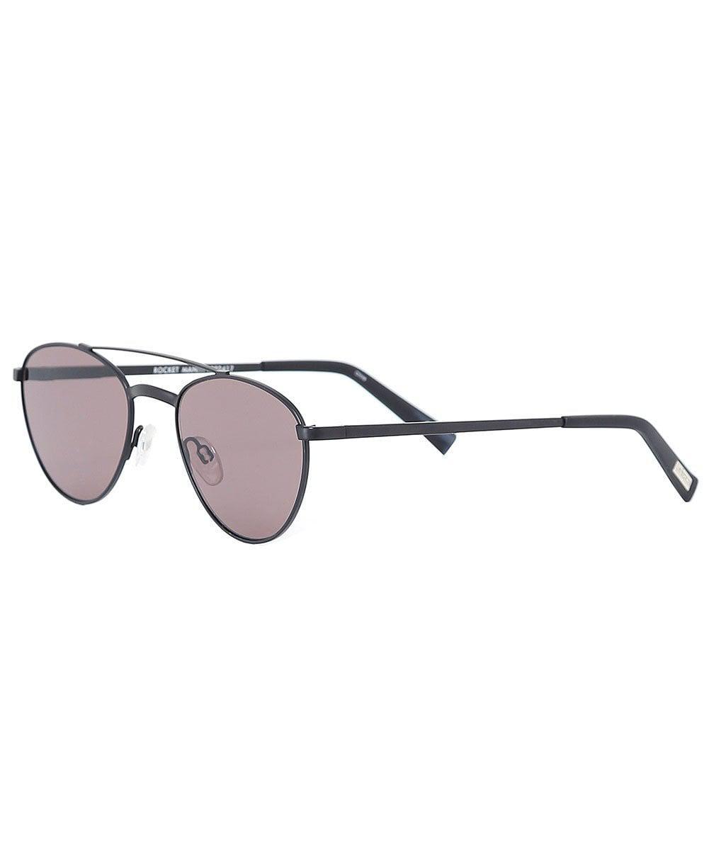 3c1a9d5d7c Le Specs Rocket Man Sunglasses in Black - Lyst
