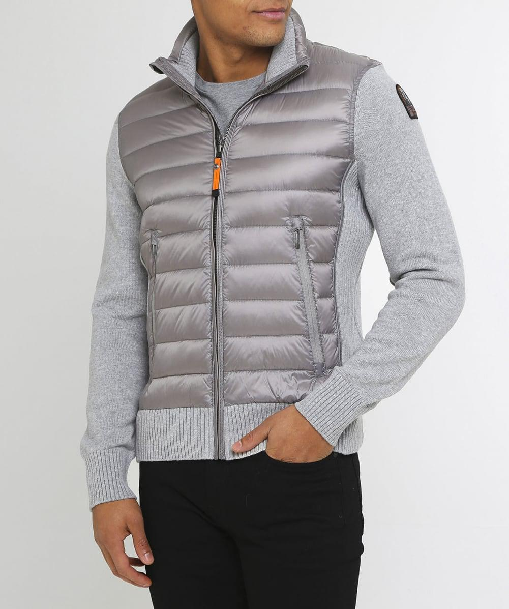parajumpers knitted takuji jacket