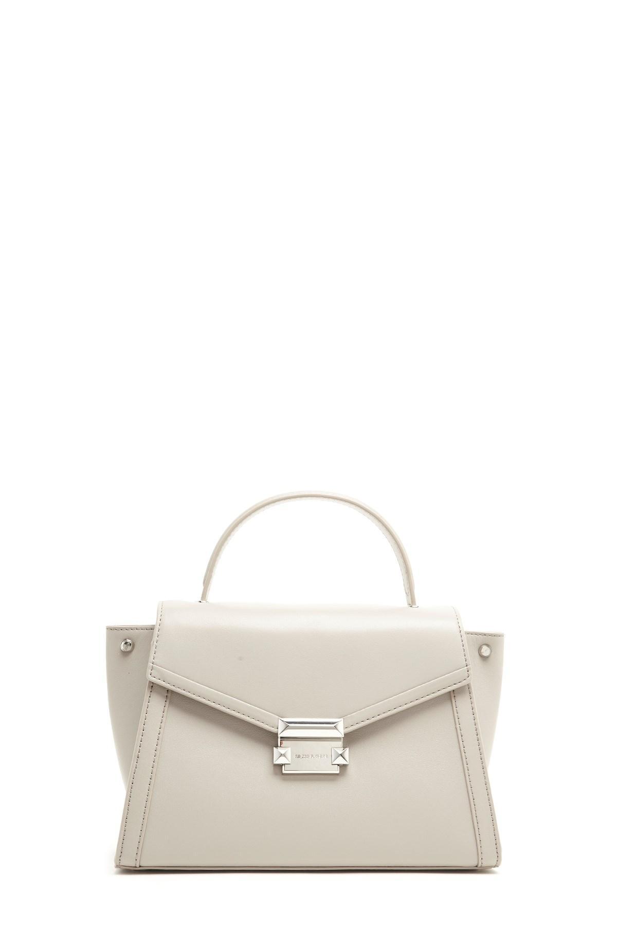 a213850d6e0f Lyst - MICHAEL Michael Kors 'whitney' Hand Bag in Gray