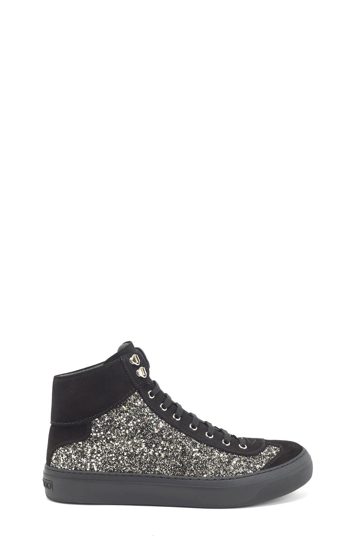 2a3780d0d35e Jimmy Choo. Men s Black  argyle  Sneakers.  514 From Julian Fashion ...