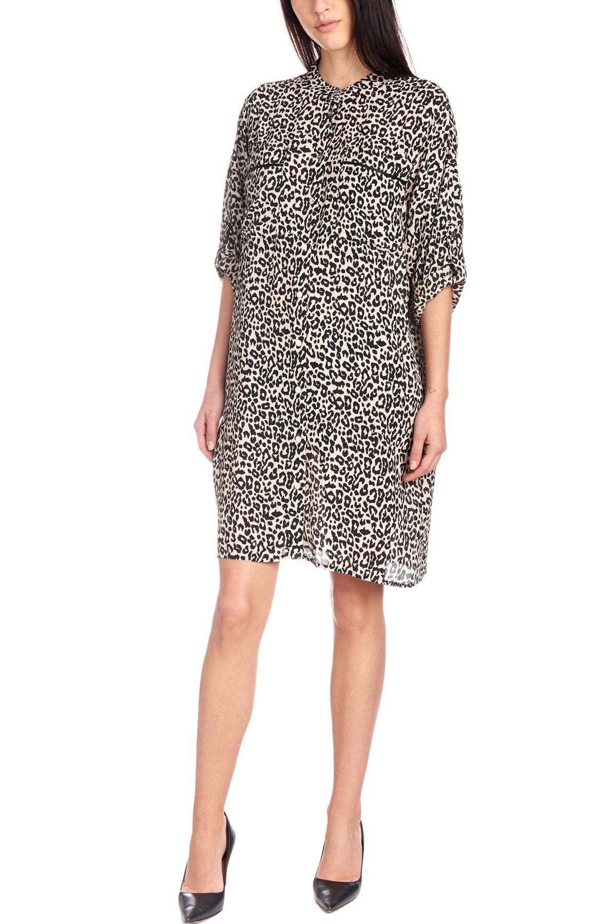 761e89ad5b Liu Jo. Women's Animalier Dress