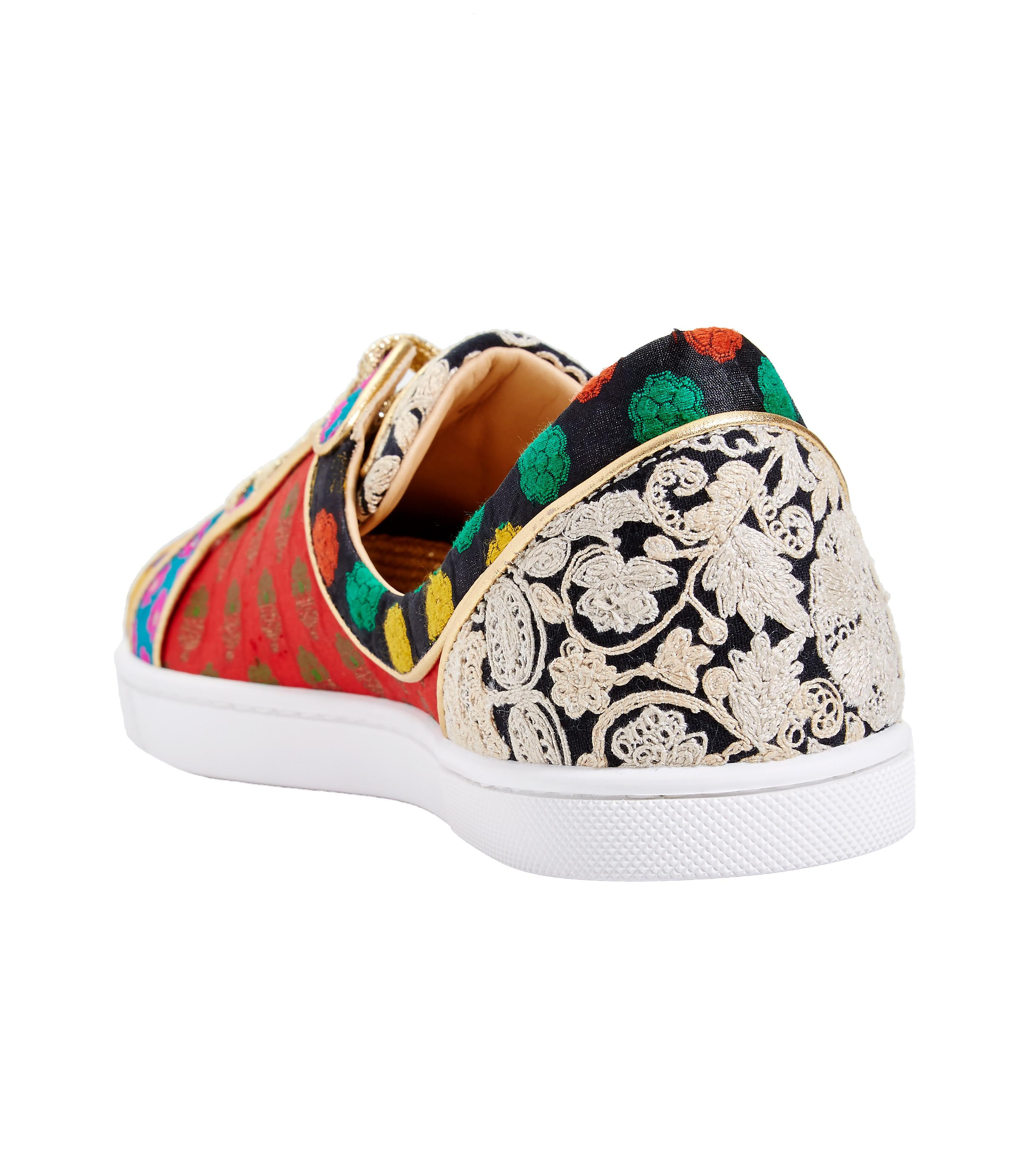 19a6c9cb1a1 denmark louboutin sneakers brown girl 047df f4eee