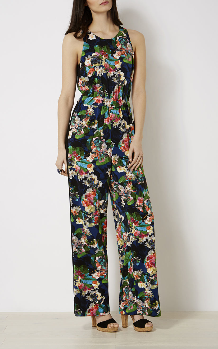 Shop for floral jumpsuit at coolzloadwok.ga Free Shipping. Free Returns. All the time.
