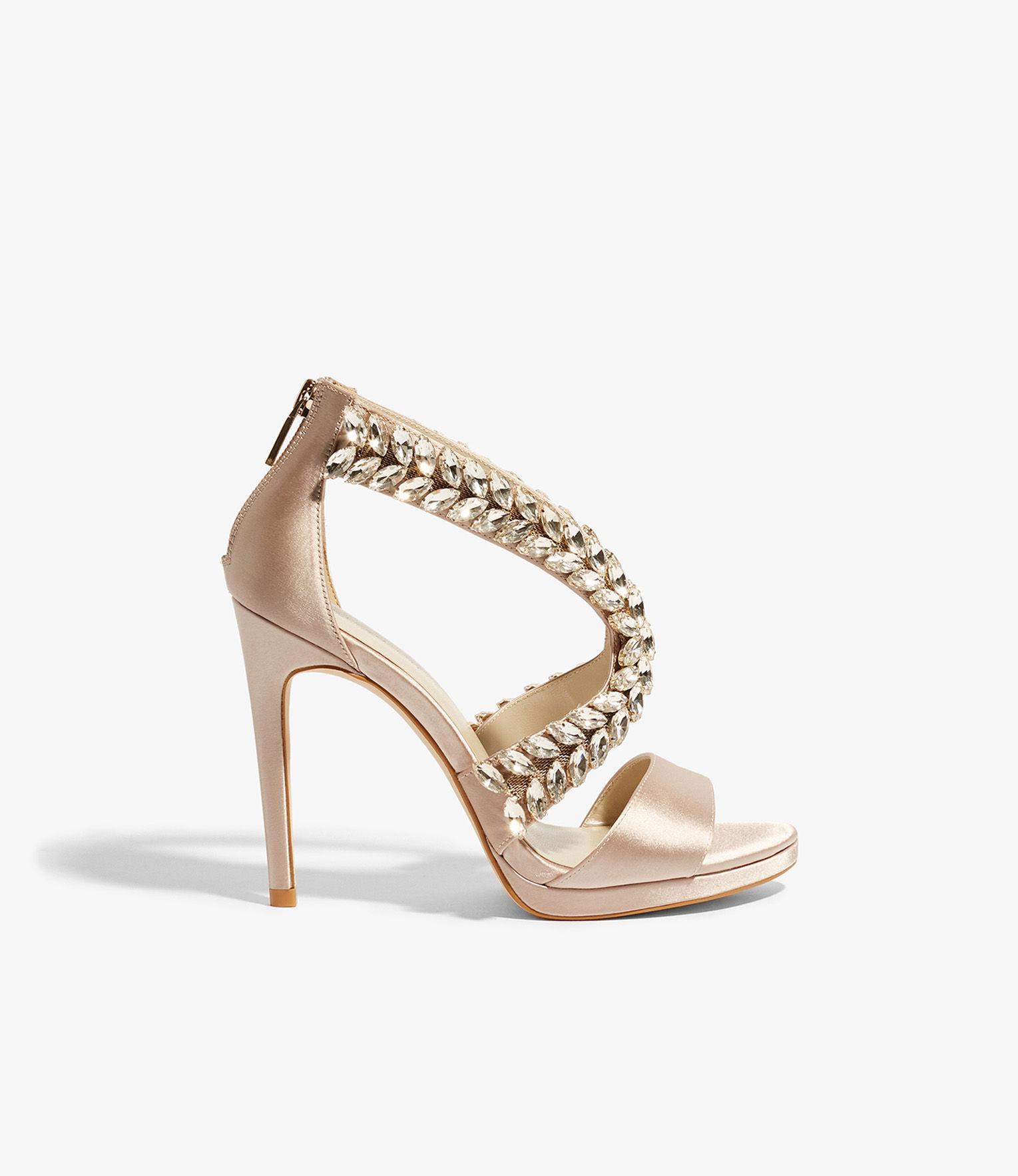 2196a7b4125 Karen Millen. Women s Gem Embellished Sandals