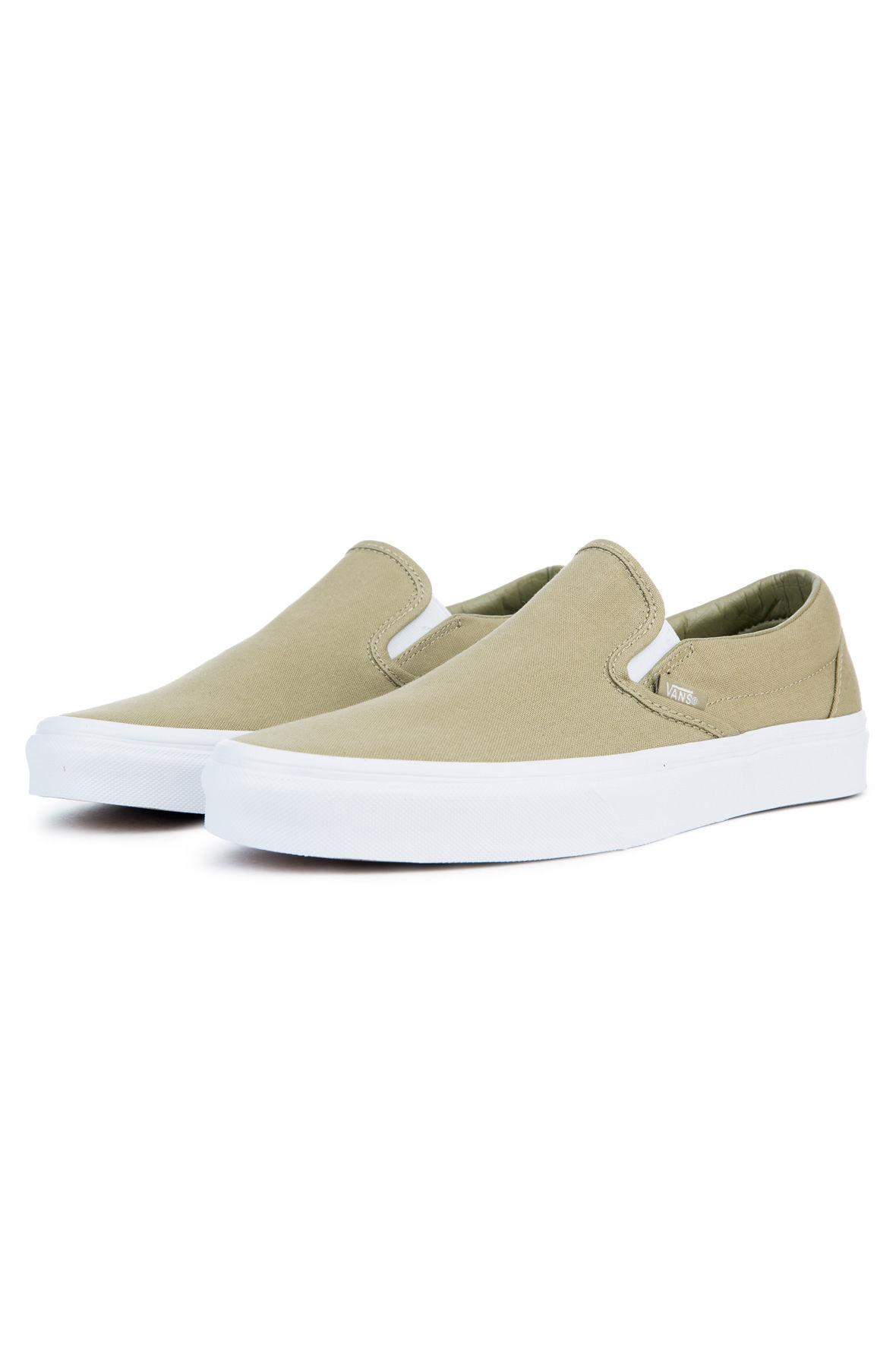 5ede6db95aa Mono The Slip Green In Classic Men s Lyst Boa Vans Canvas On Fxq7P7YI5w