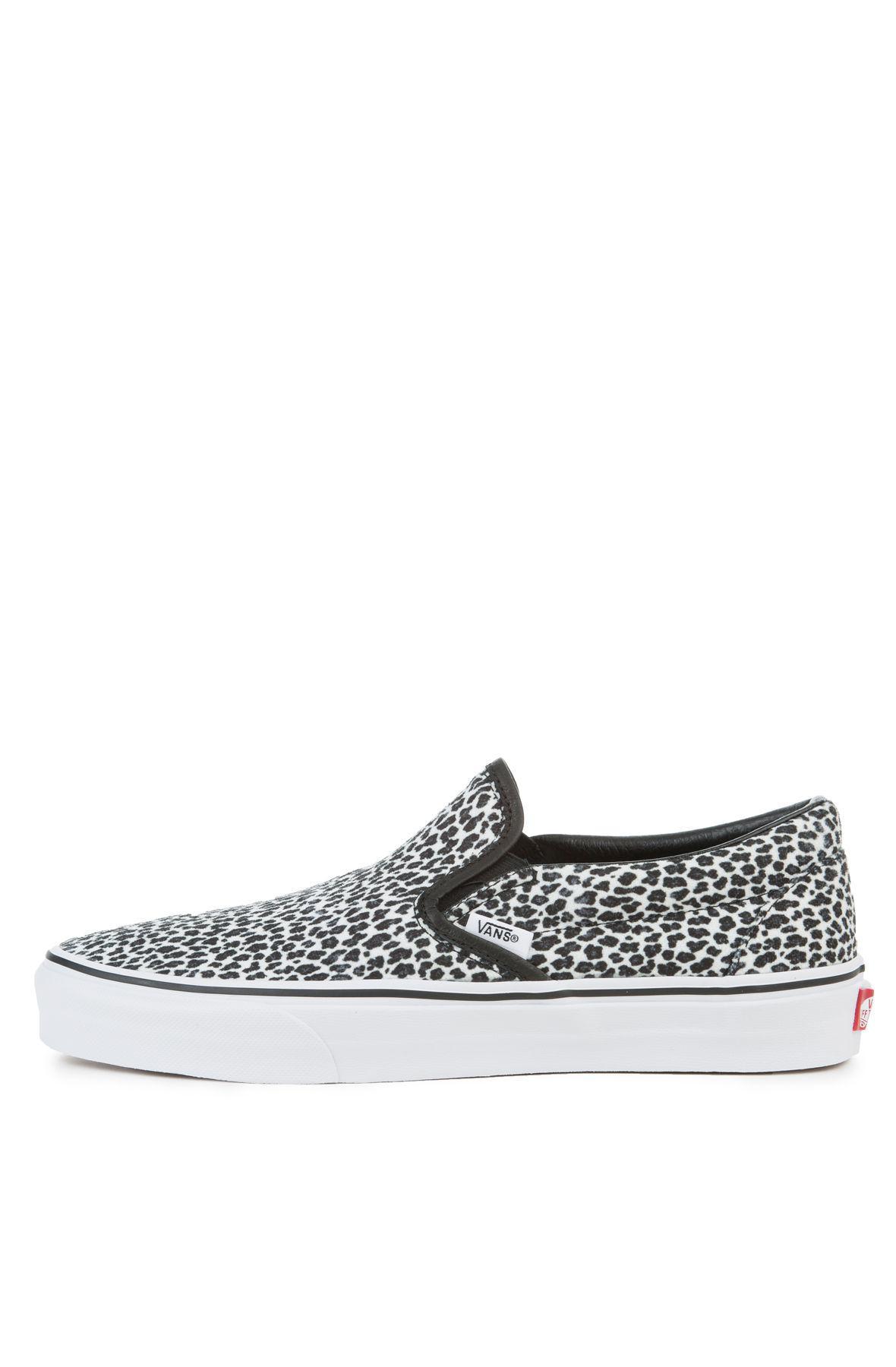 Vans Leopard Digi Slip On