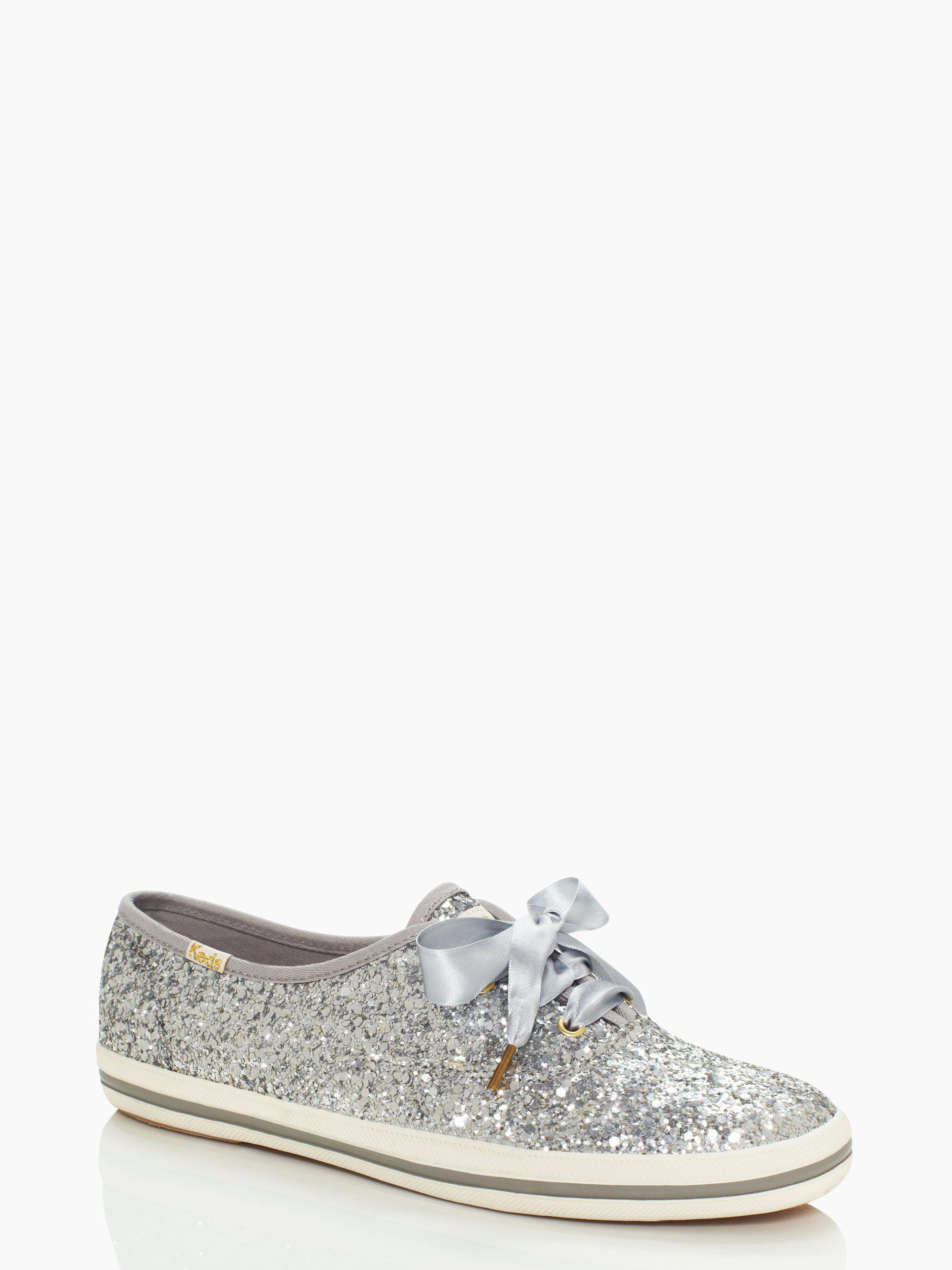 d44073c47c6d Kate Spade. Women s Metallic Keds X Glitzer-sneaker Von.  85 From kate  spade new york