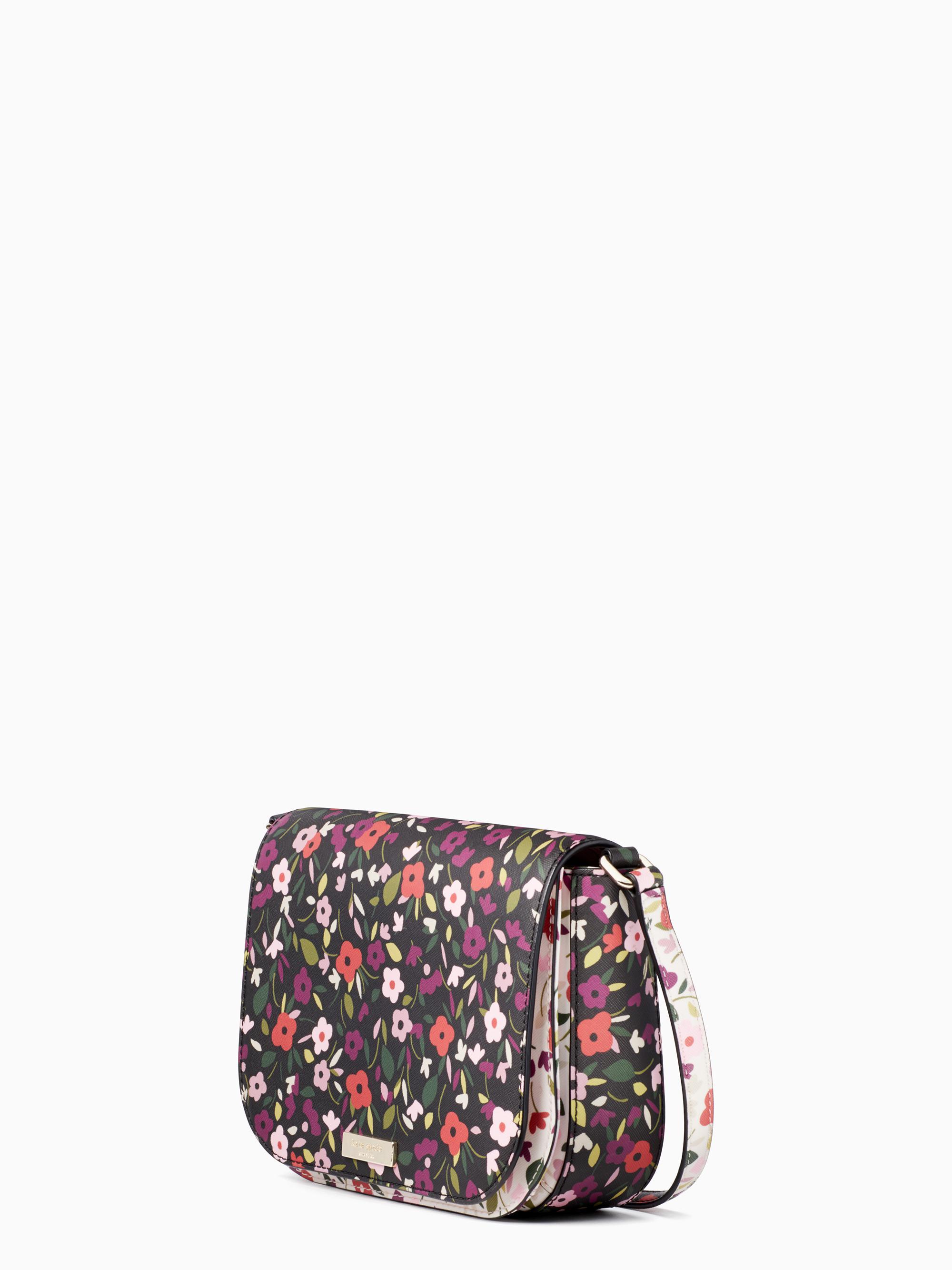 3517eb74ea78 Kate Spade Multicolor Laurel Way Boho Floral Large Carsen