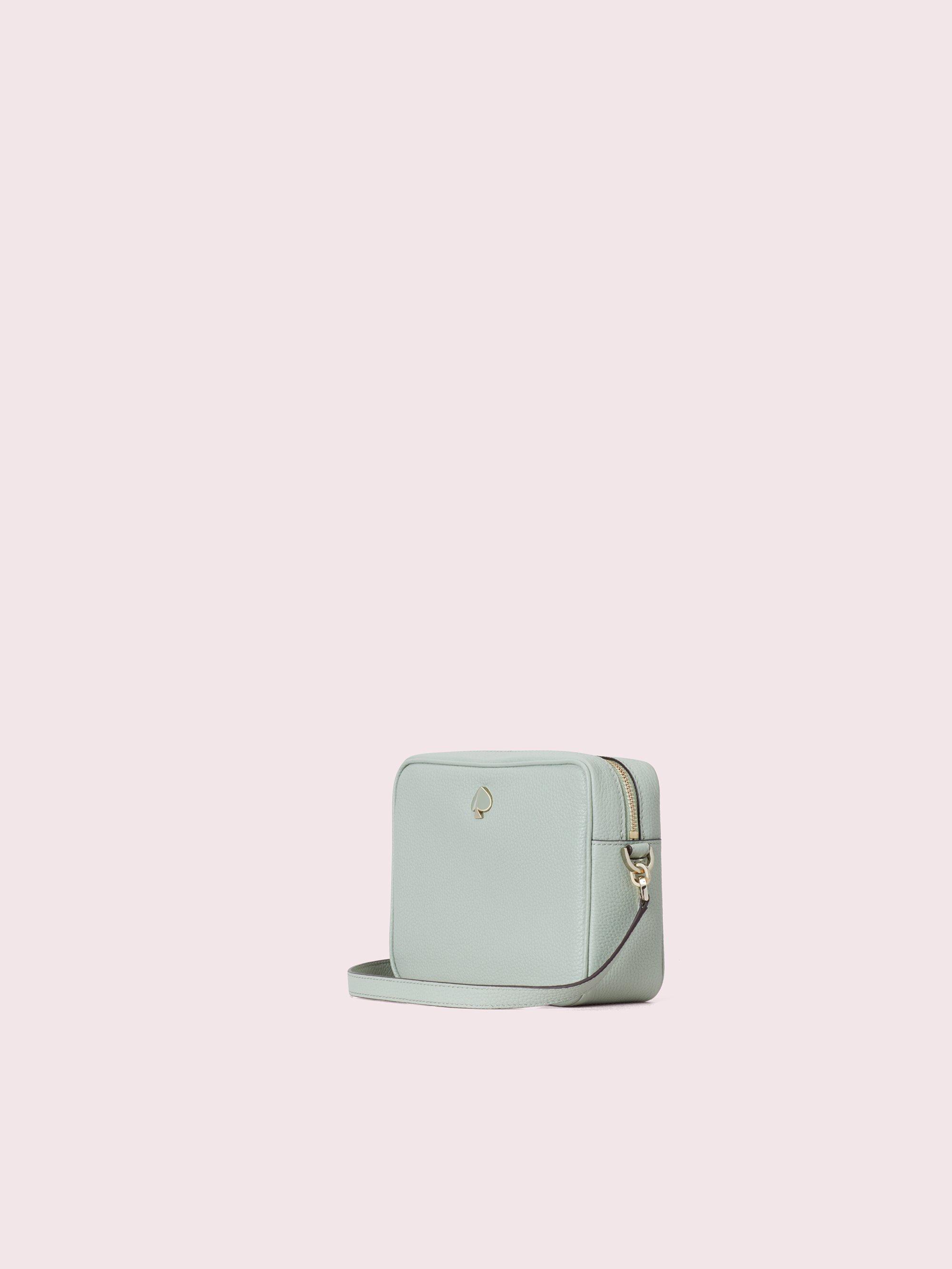 Kate Spade Leather Polly Medium Camera Bag Lyst