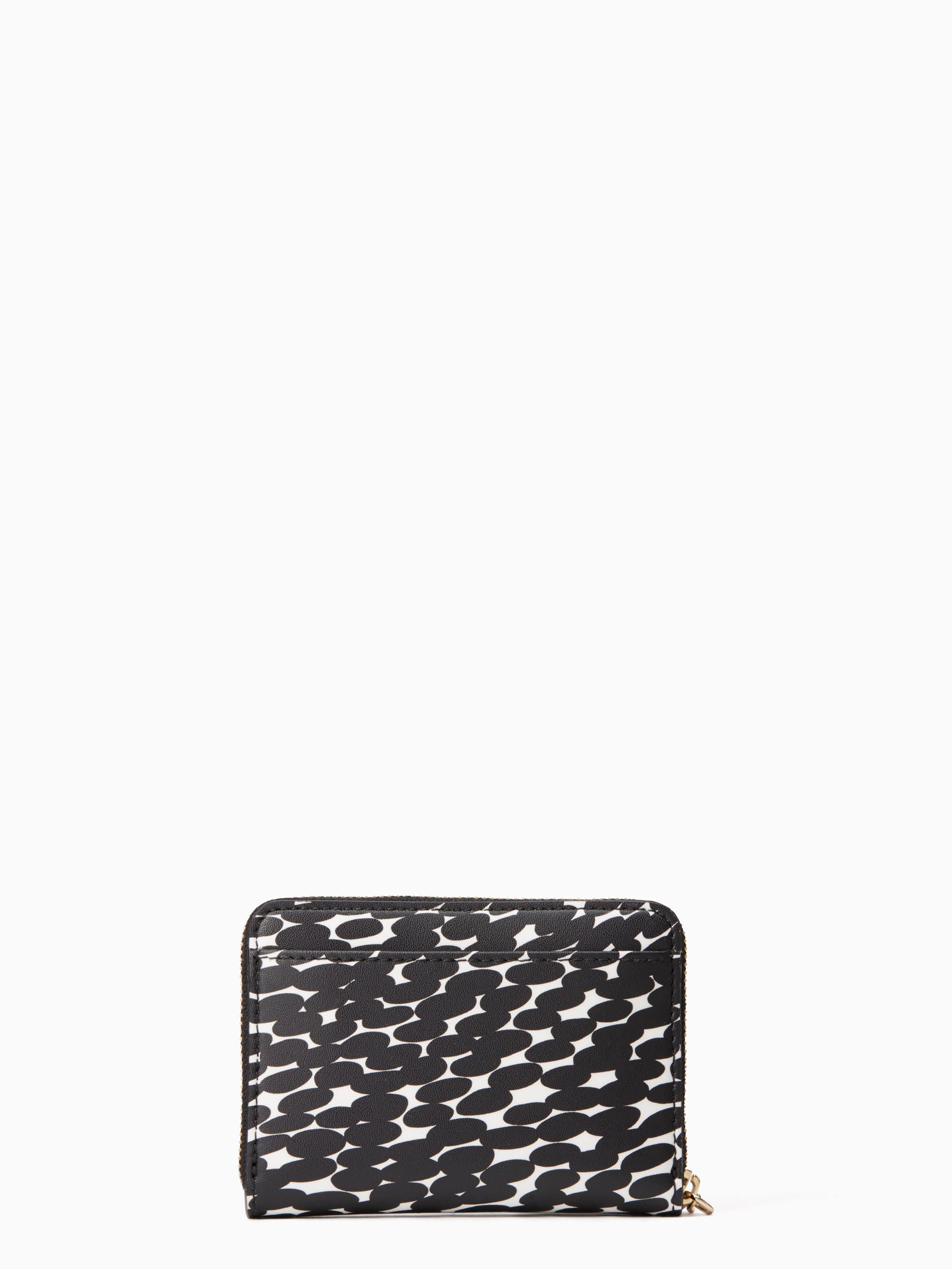 Kate Spade Leather Grove Street Petals Texture Dani in Black - Lyst