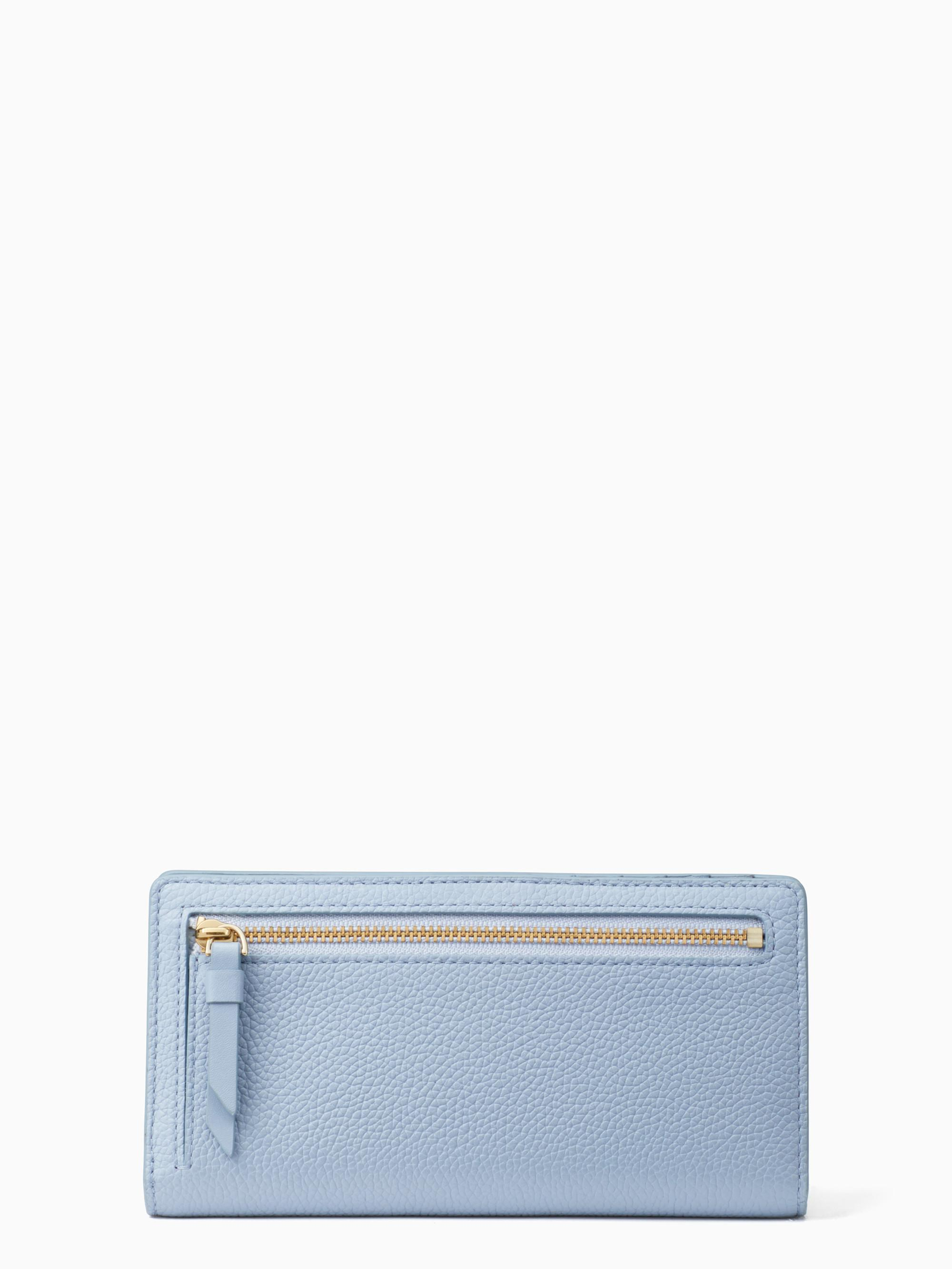 614a8331b1fd Kate Spade Blue Serrano Place Pearl Stacy