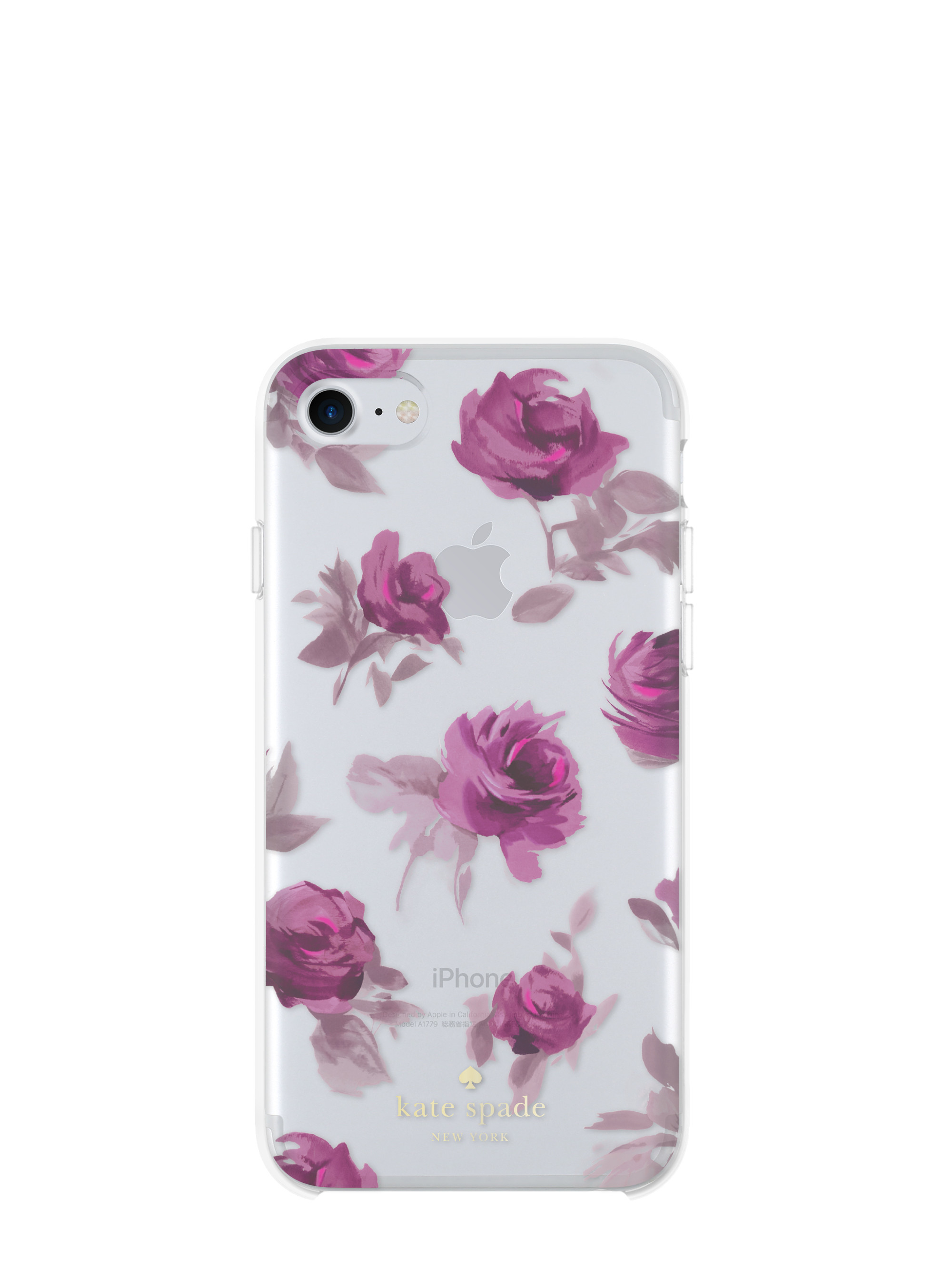 official photos a9580 b3397 Kate Spade Rose Symphony Iphone 7 Case in Purple - Lyst