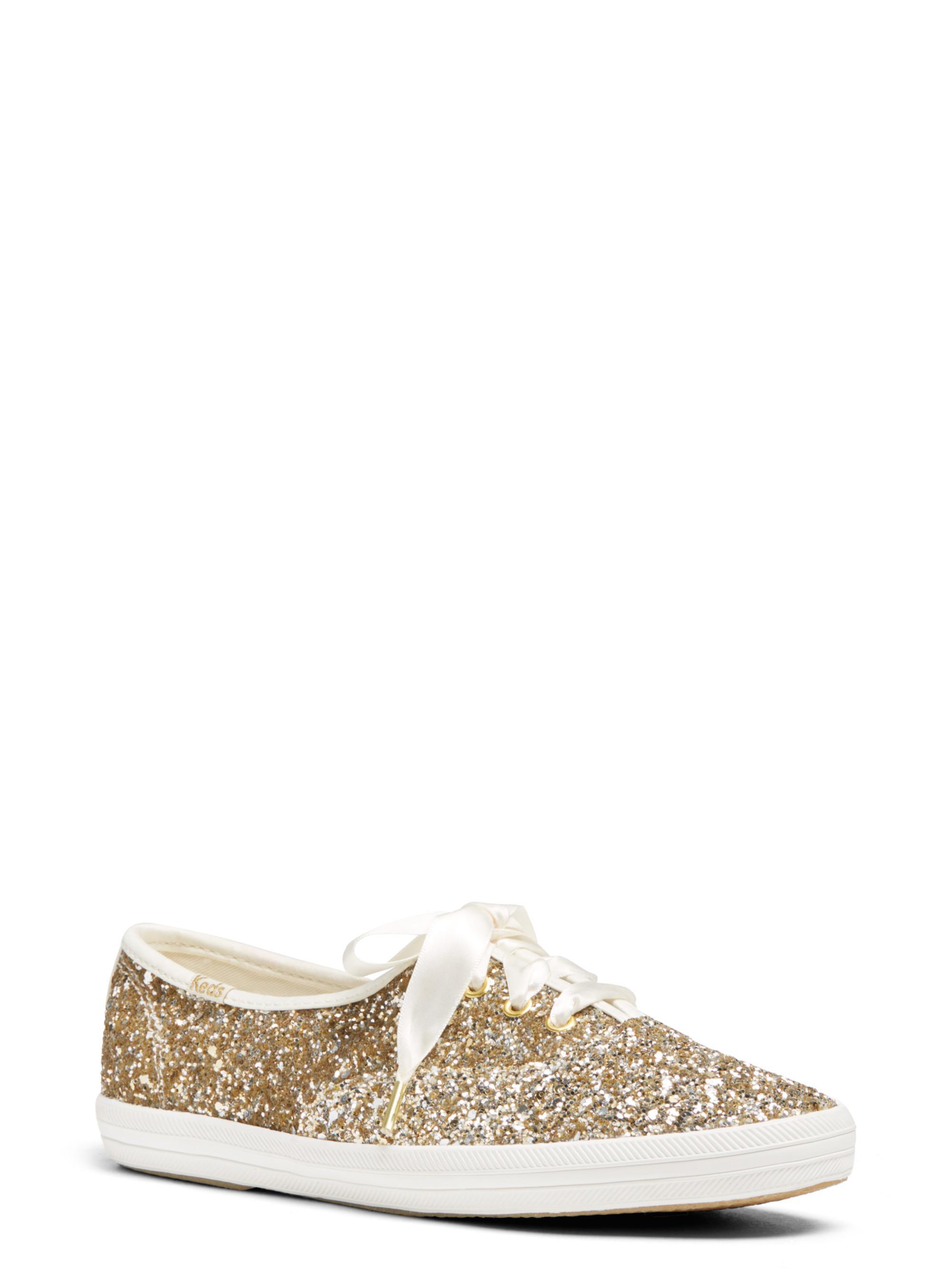 Keds Glitter Tennis Shoes