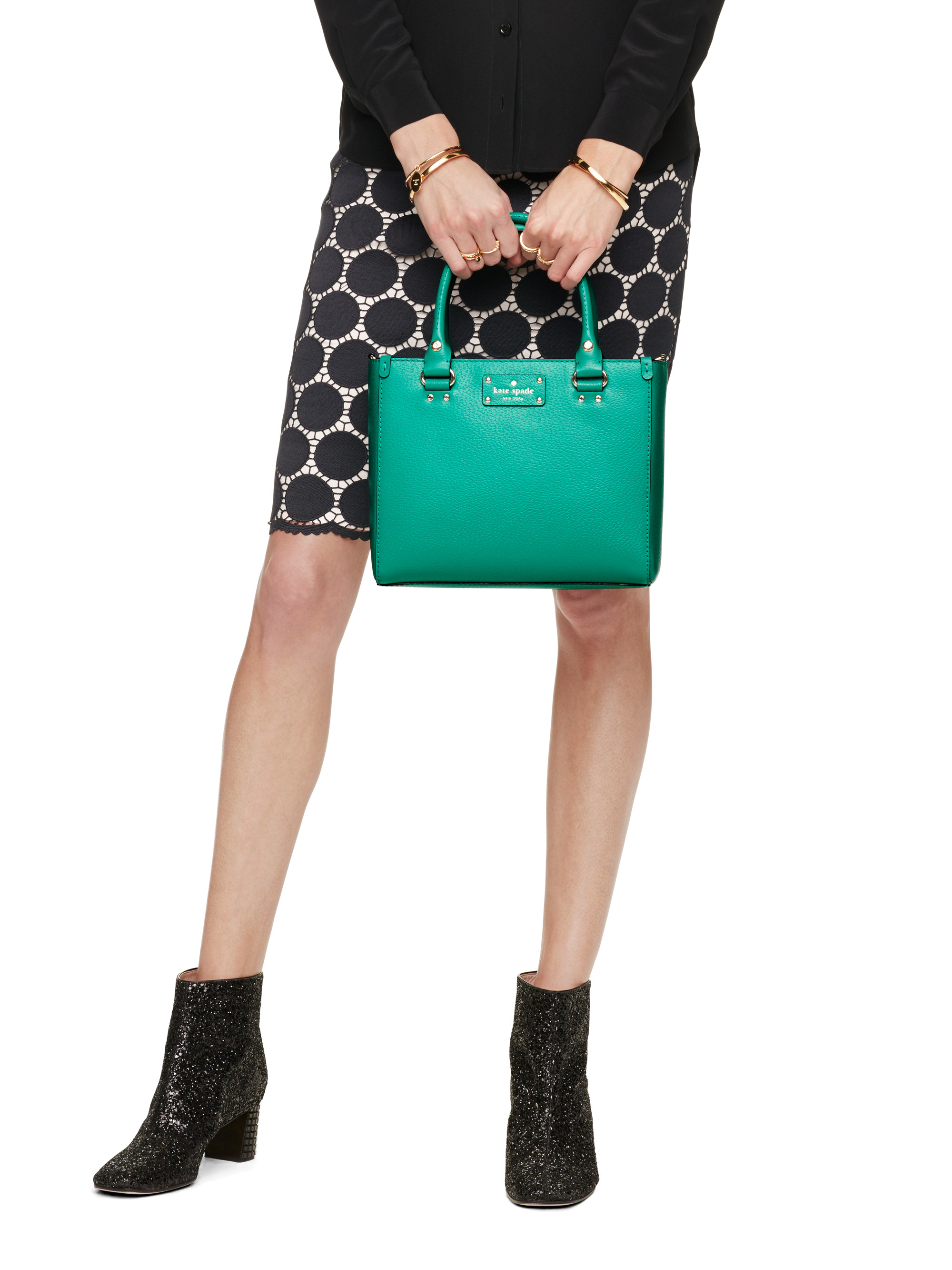 5765 KATE SPADE Wellesley Small Quinn GIVERNY BLUE  a1618fe5c2ca0