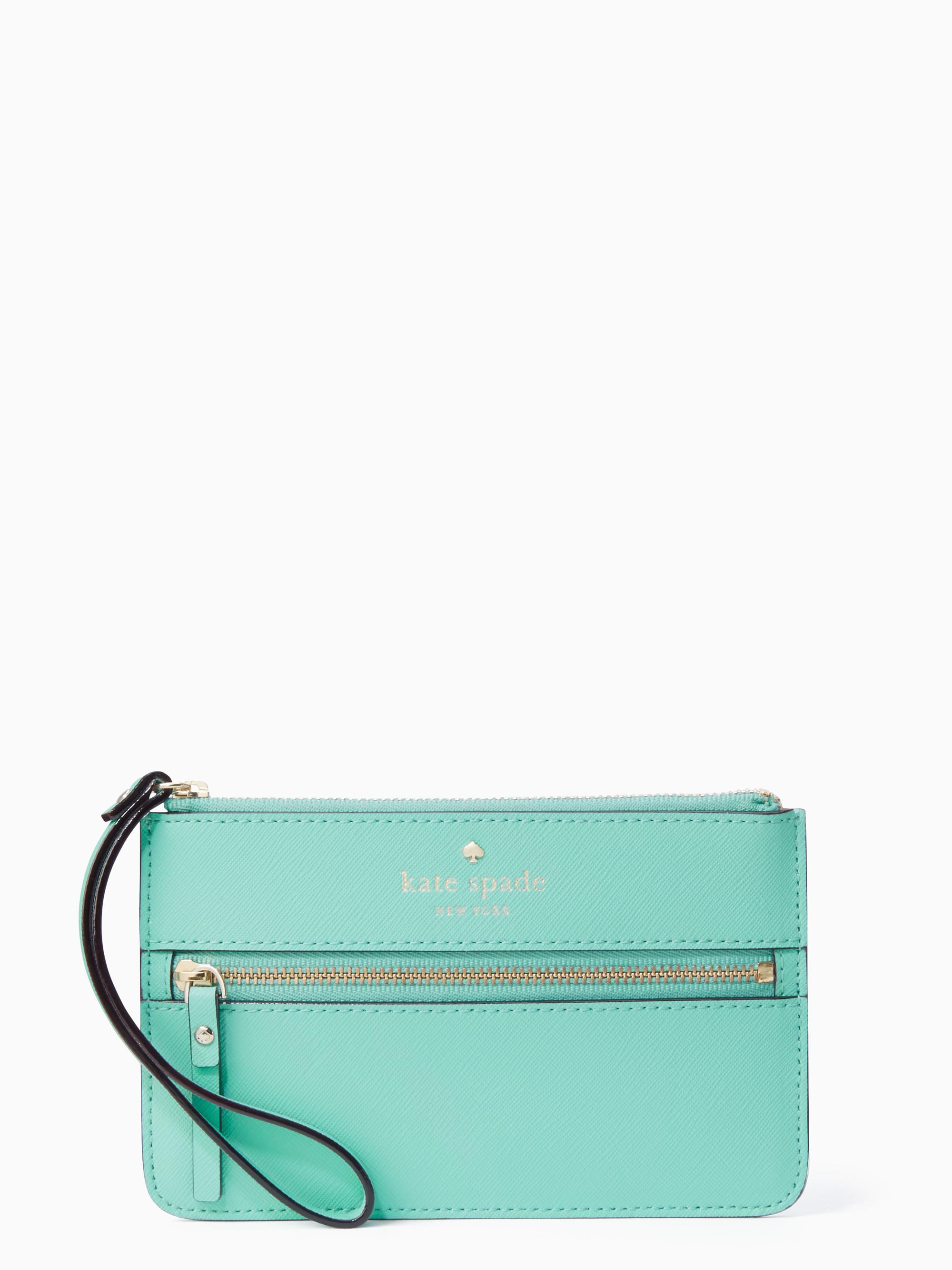 Lyst Kate Spade New York Mikas Pond Bee In Green