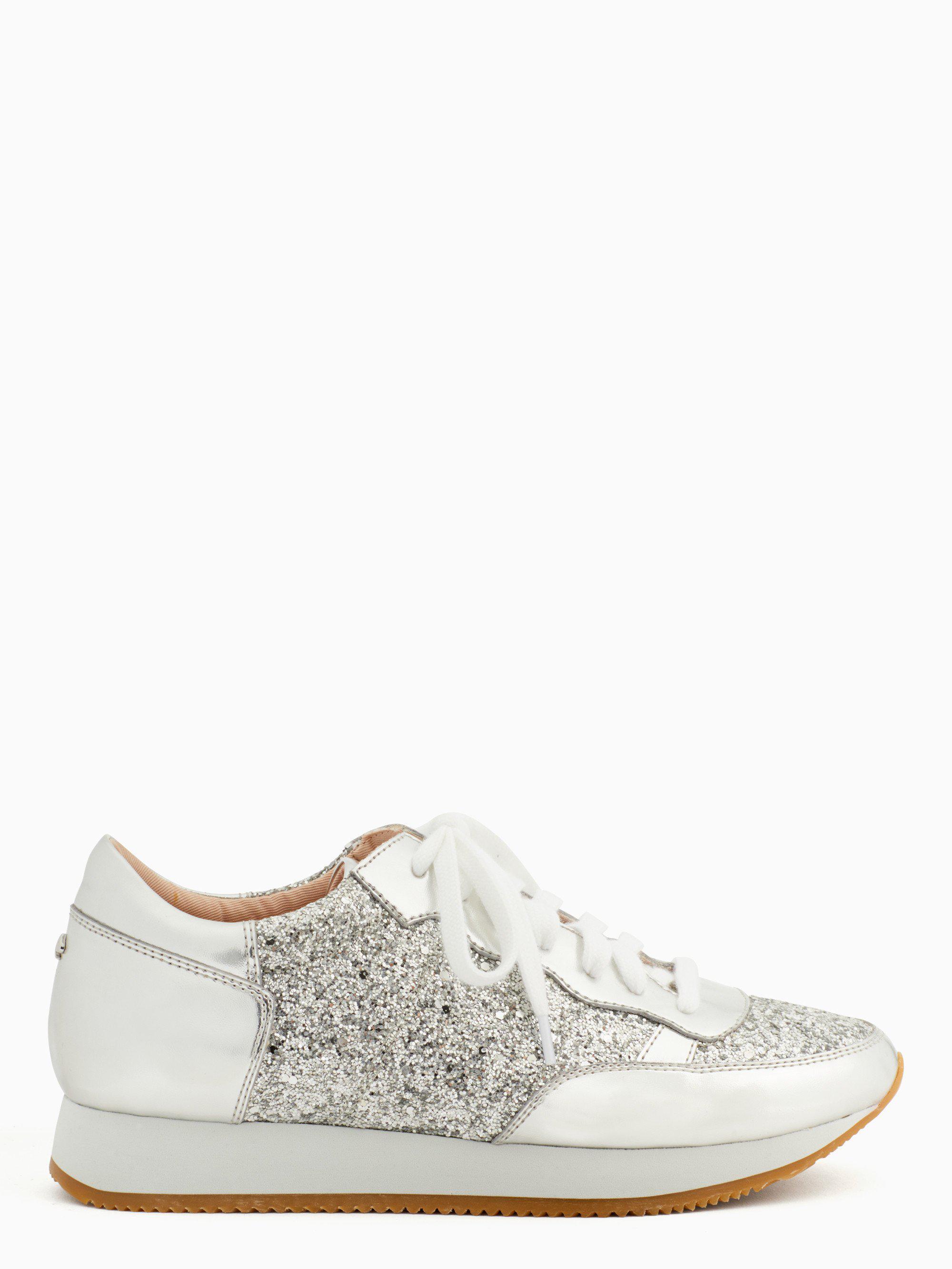 8a8e02f6e16c Kate Spade Felicia Sneakers - Lyst