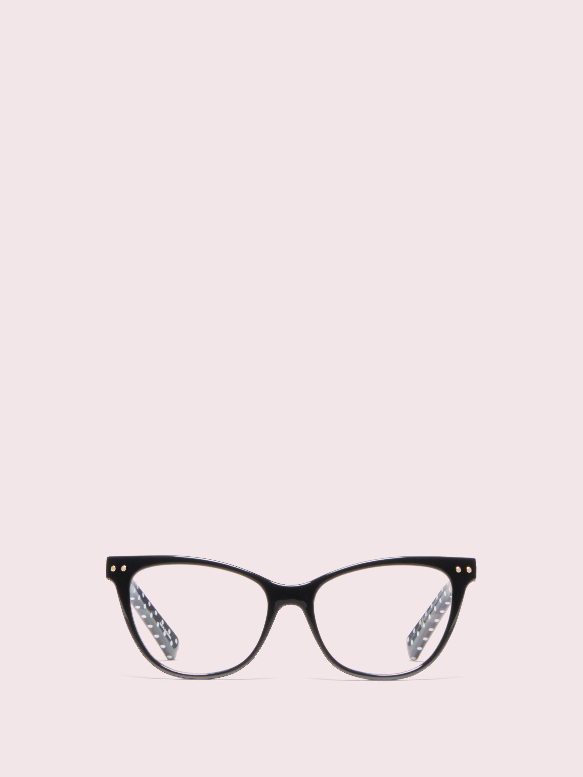 a5e263a69cf Lyst - Kate Spade Johnesha Readers in Black