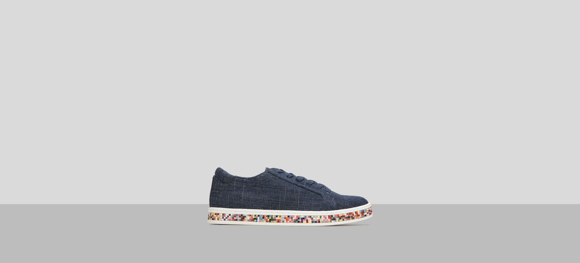 Low Price Sale Joey Denim Low-Top Sneaker Kenneth Cole Reaction Discount Best Seller Cheap Sale Sale Clearance Good Selling 2018 For Sale THxL4E7