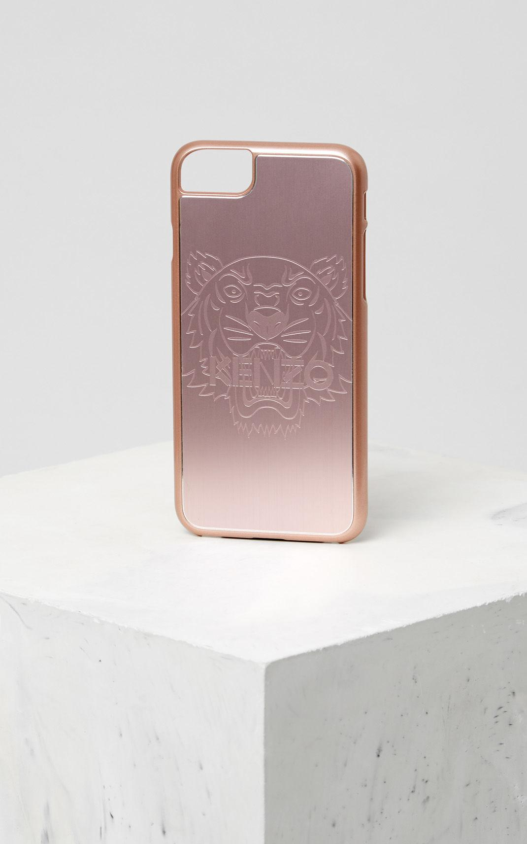 lyst kenzo tiger iphone 6 6s case in pink. Black Bedroom Furniture Sets. Home Design Ideas